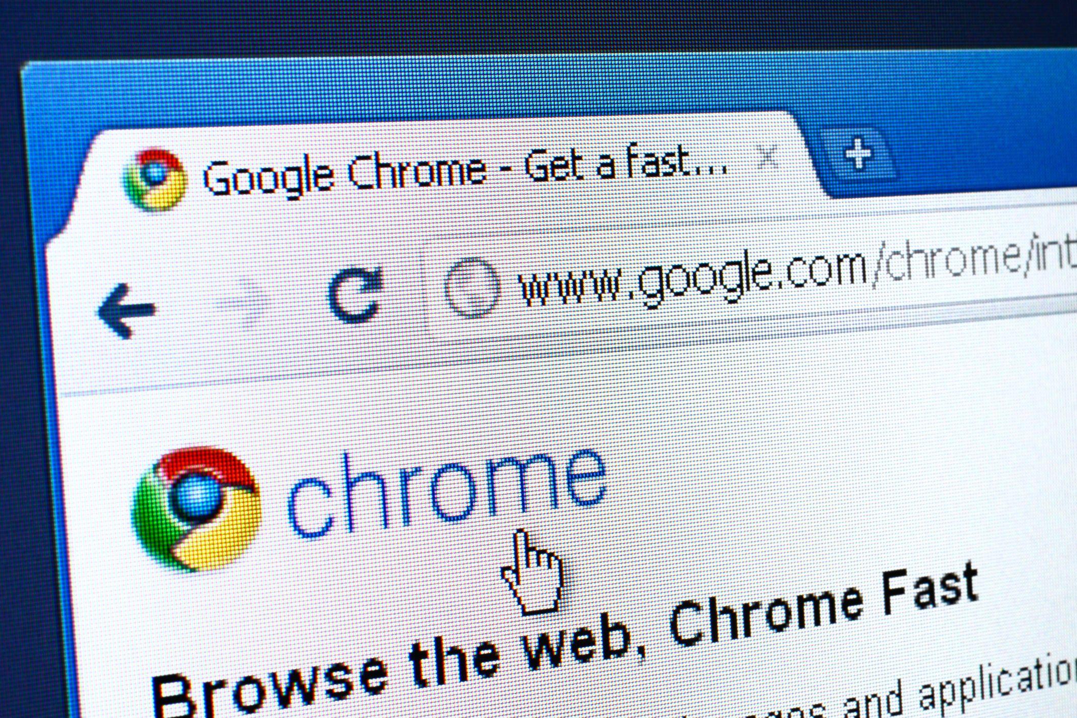 Atualização do Chrome pode bloquear mais de mil sites