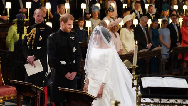 Casamento de Meghan e Harry: Convidados usaram pensos higiénicos?