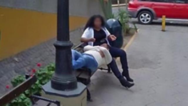 Homem pede divórcio depois de apanhar mulher com outro no Google Maps