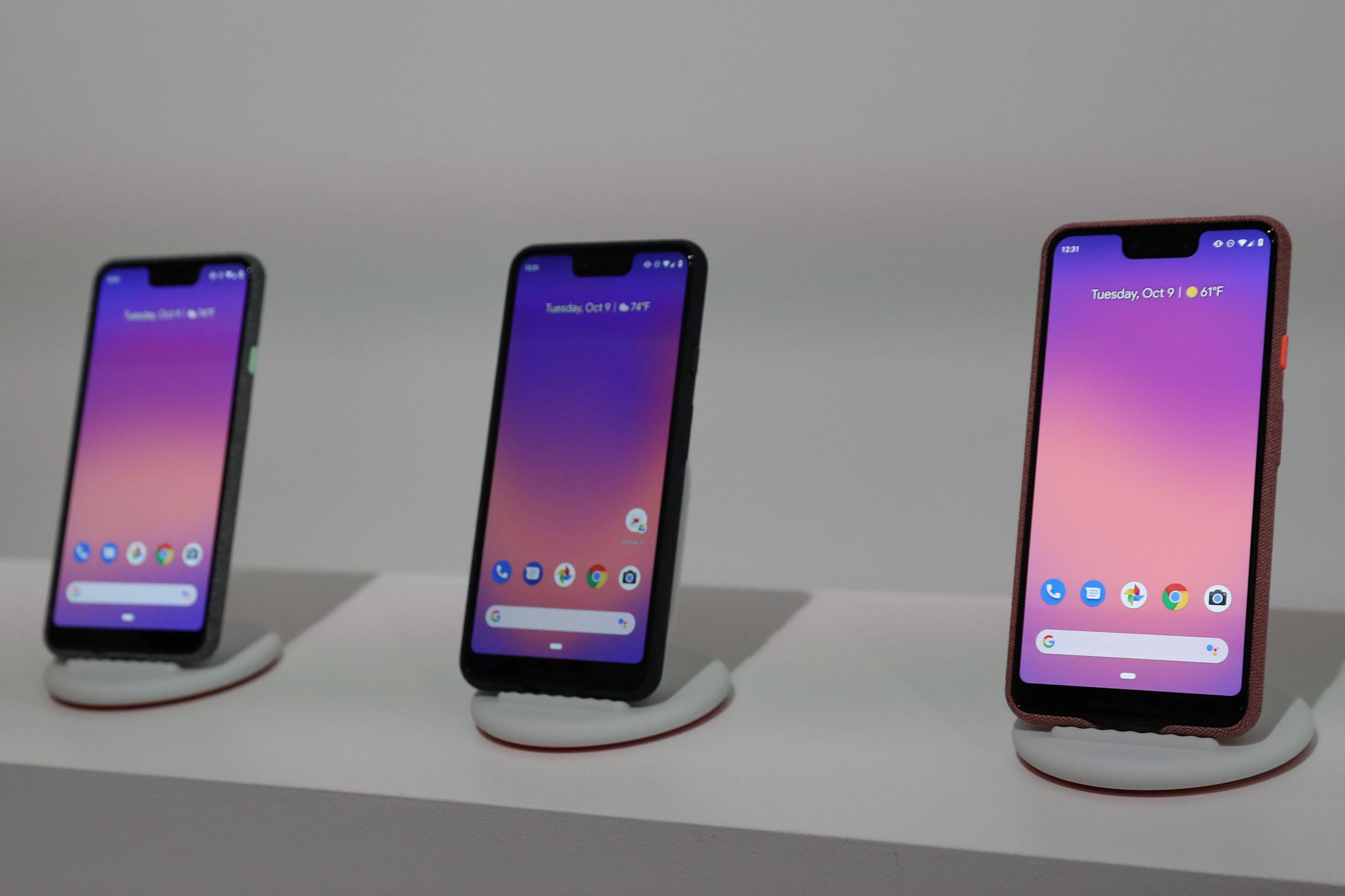 Google apresentou novo topo de gama e a Samsung não 'perdoou'