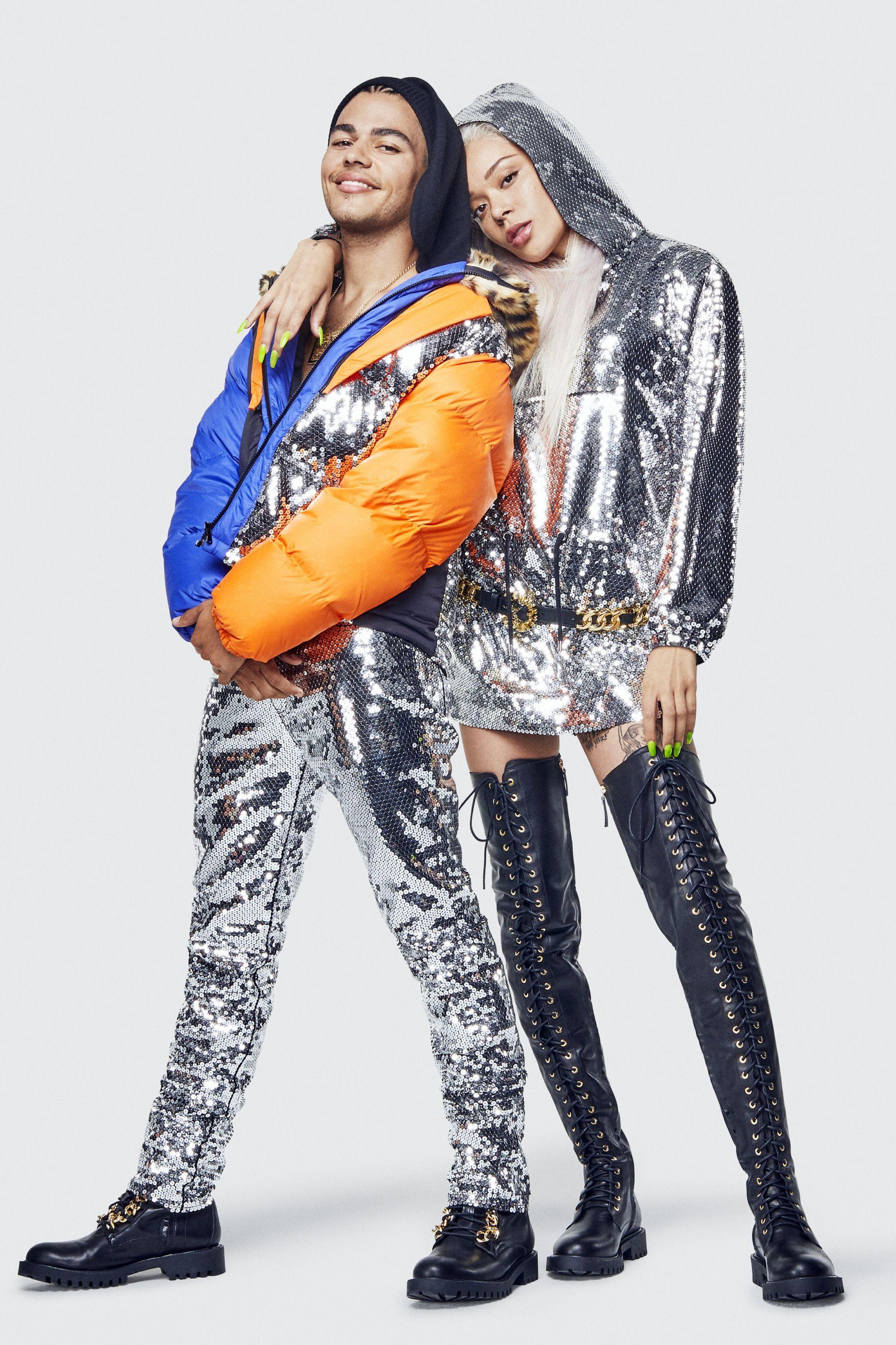 Já foram divulgadas as peças Moschino a ser vendidas na H&M