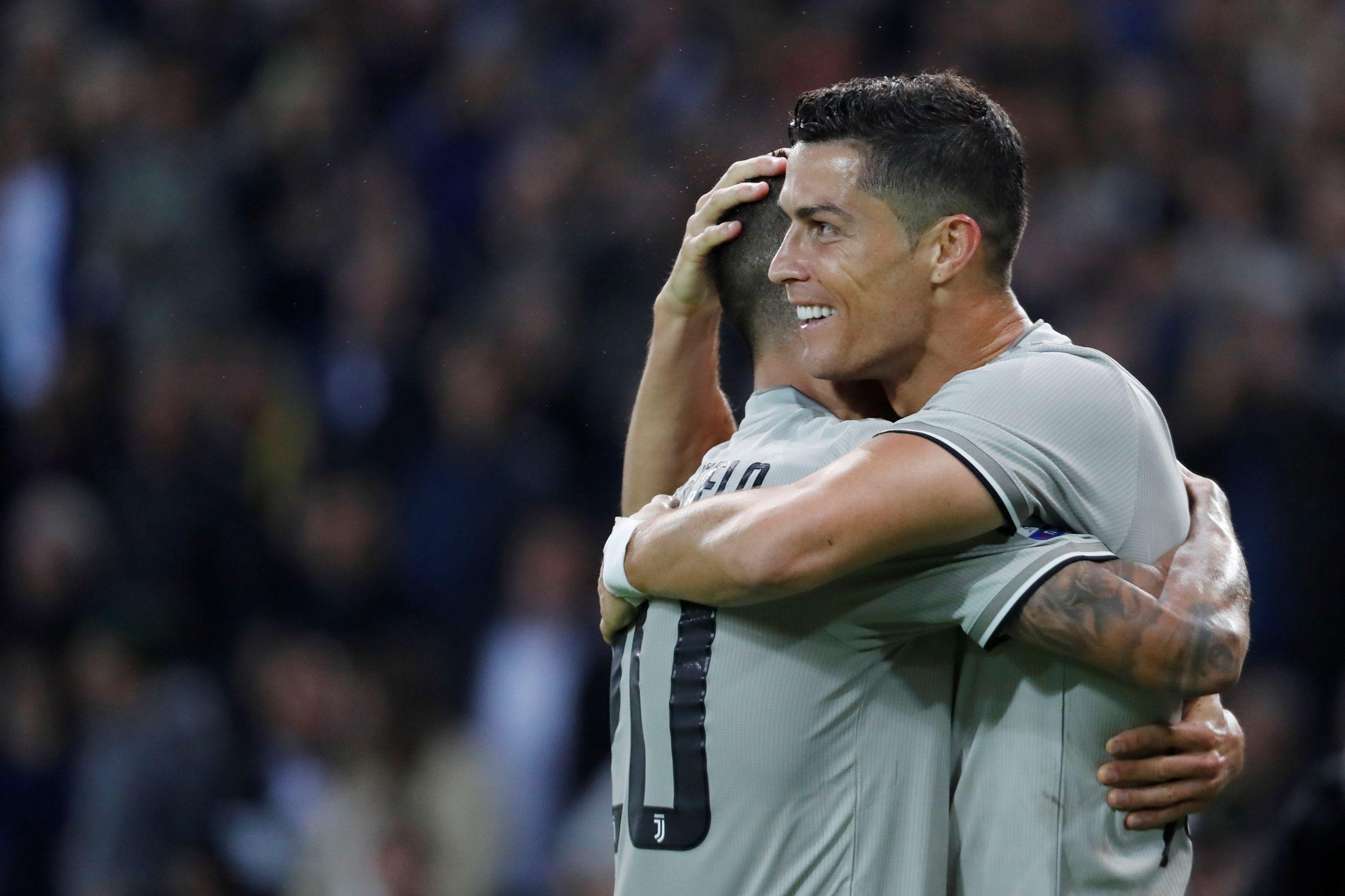 Ronaldo está convocado para o jogo frente ao Ajax. Palavra de Cancelo