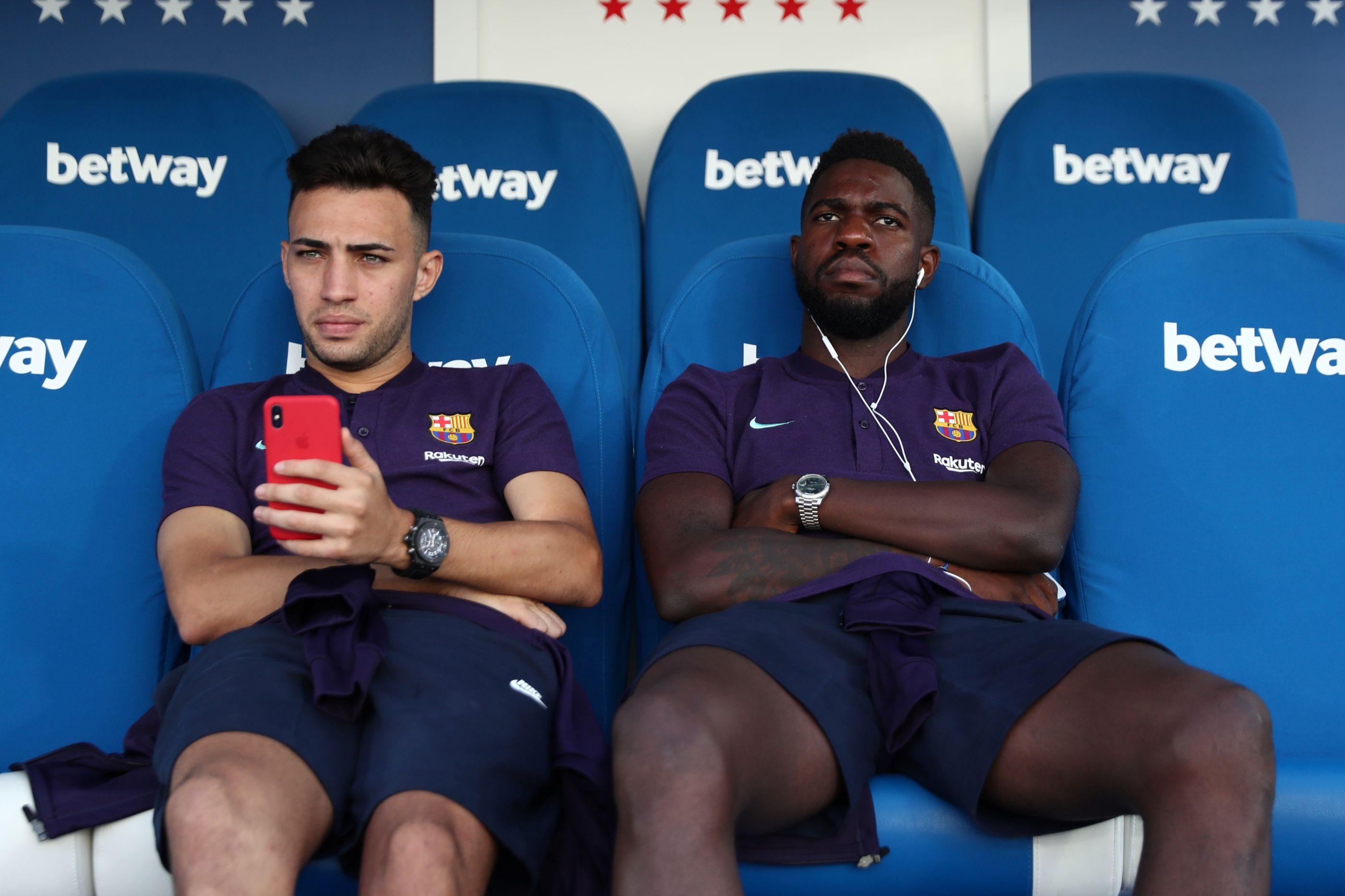 Umtiti poderá ser operado e desfalcar o Barcelona até quatro meses