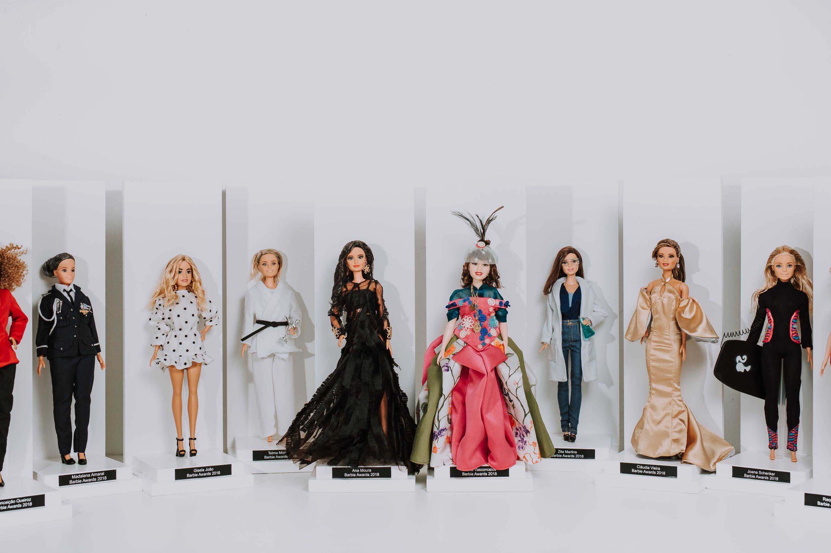 Barbie celebra mulheres inspiradoras no Dia Internacional das Raparigas