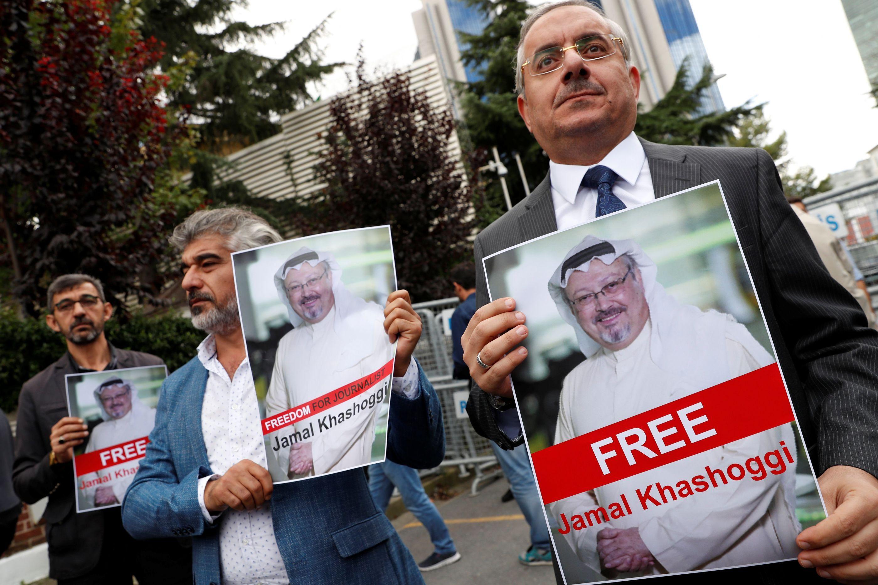 Turquia tem gravações de assassínio de jornalista no consulado saudita