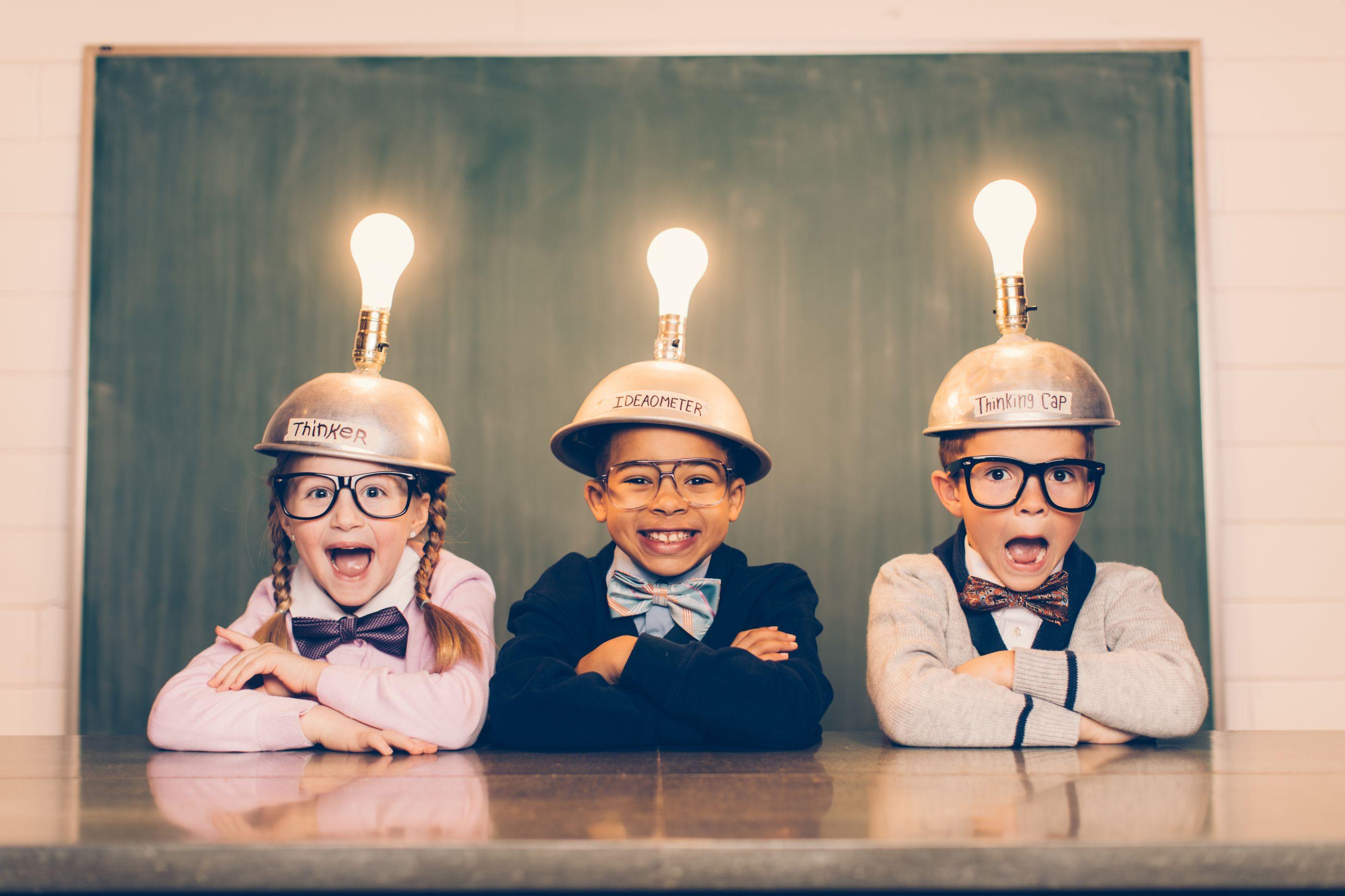 Oito passos para transformar o seu filho num génio, estudo garante