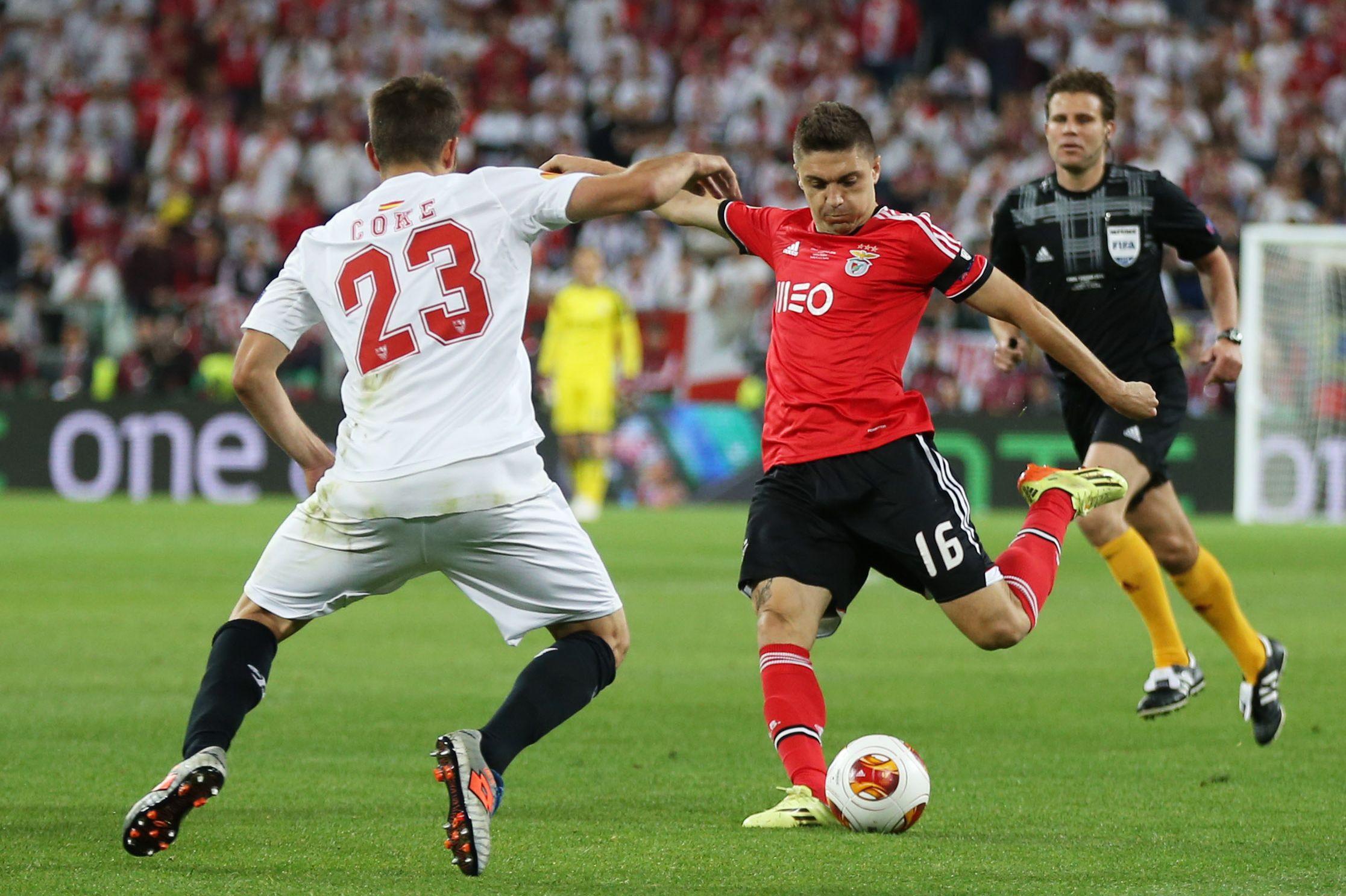 """""""O Sporting sondou-me, mas em Portugal só poderia jogar no Benfica"""""""