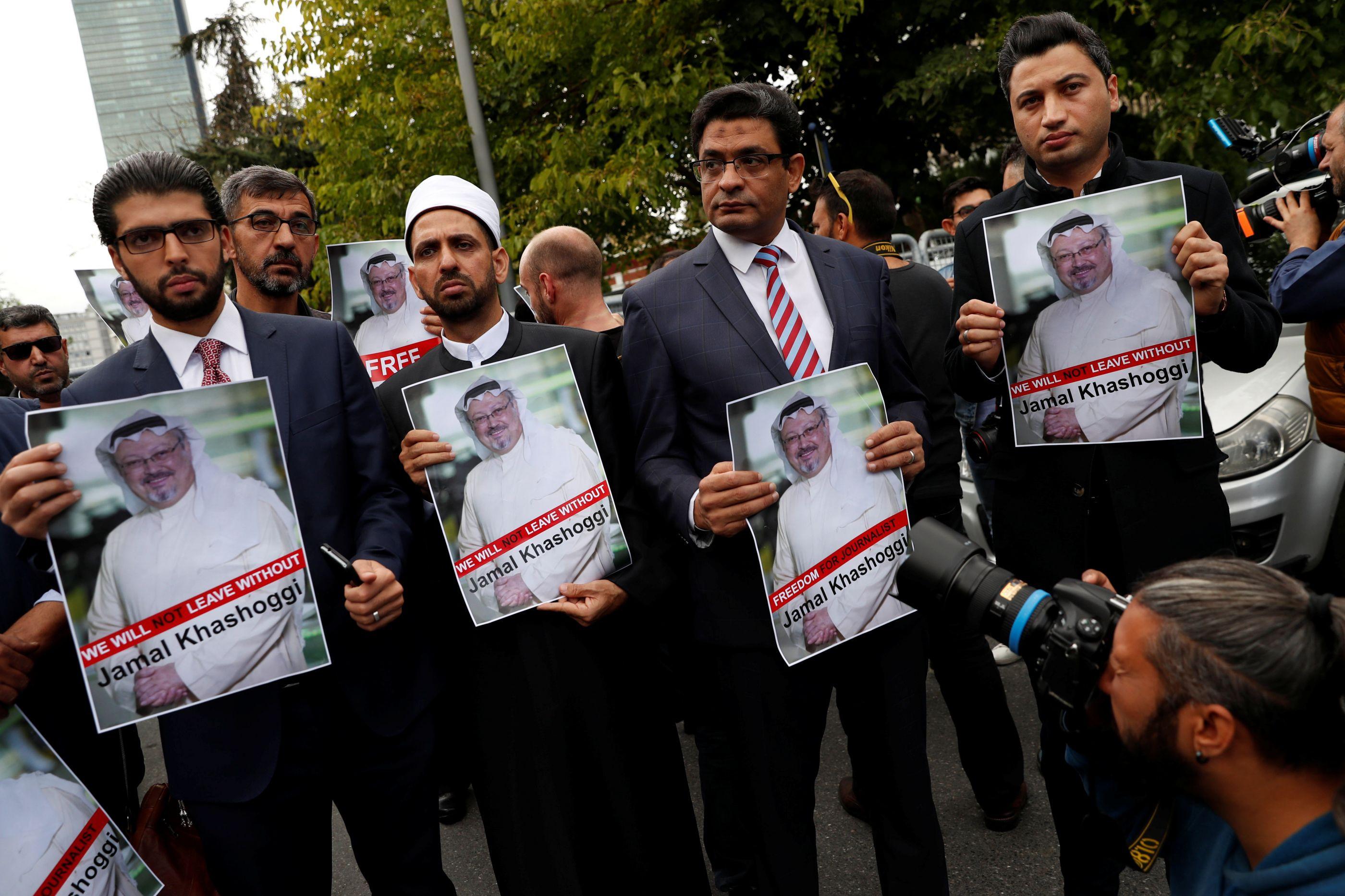 Delegação saudita na Turquia para encontros sobre jornalista desaparecido