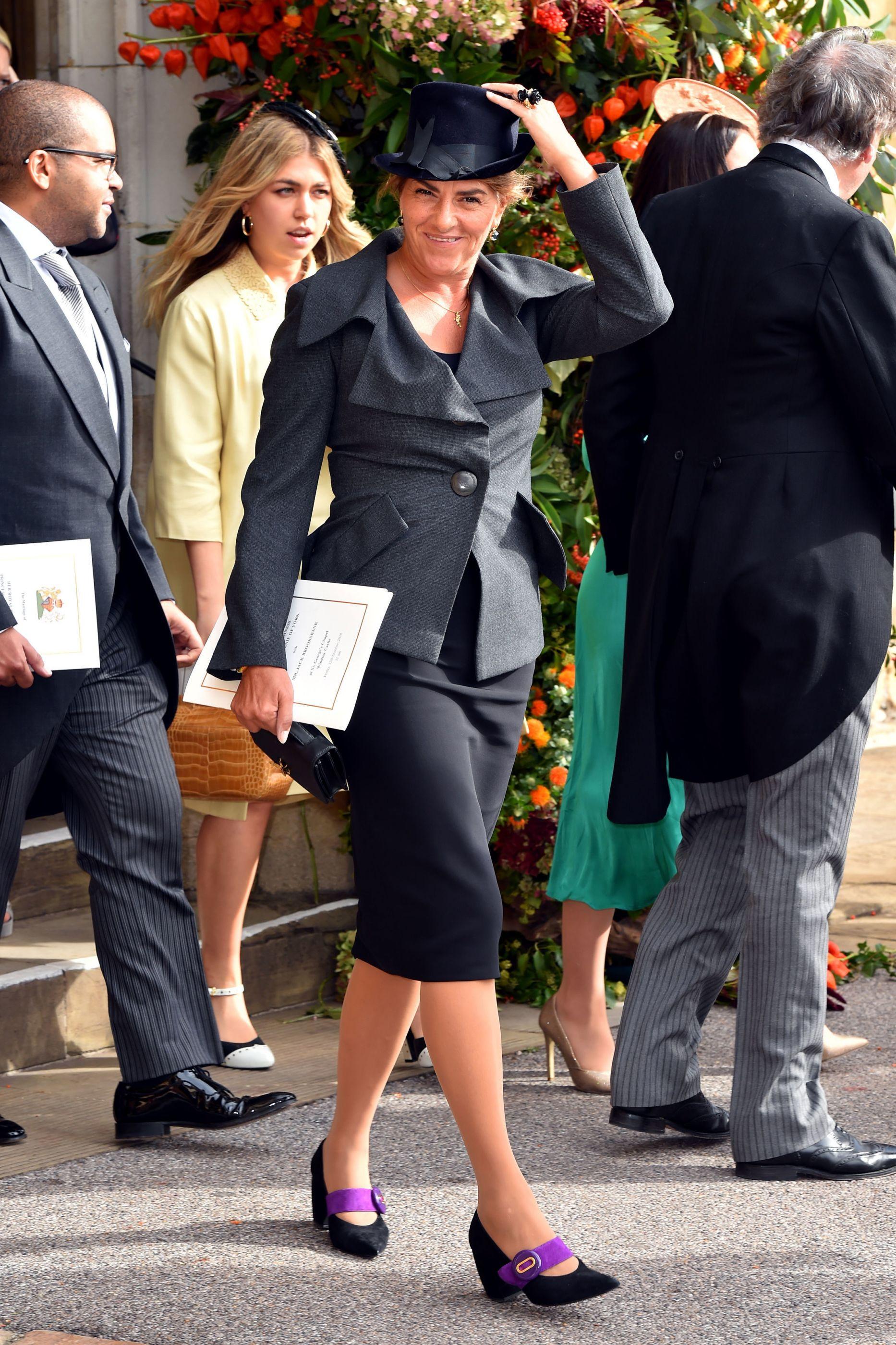 Princesa Eugenie: Os melhores looks do casamento real
