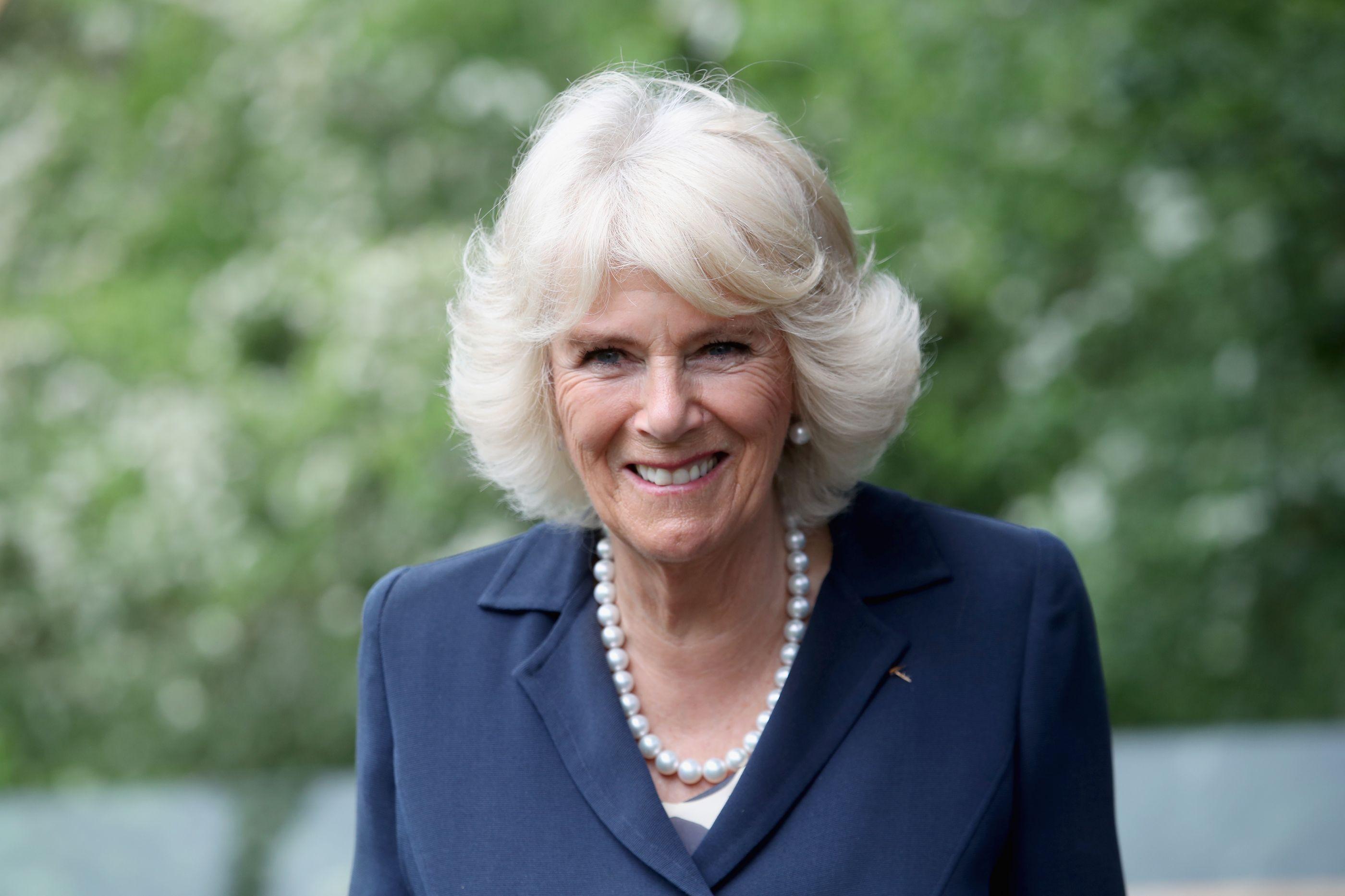 O que andava Camilla a fazer durante o casamento de Eugenie?