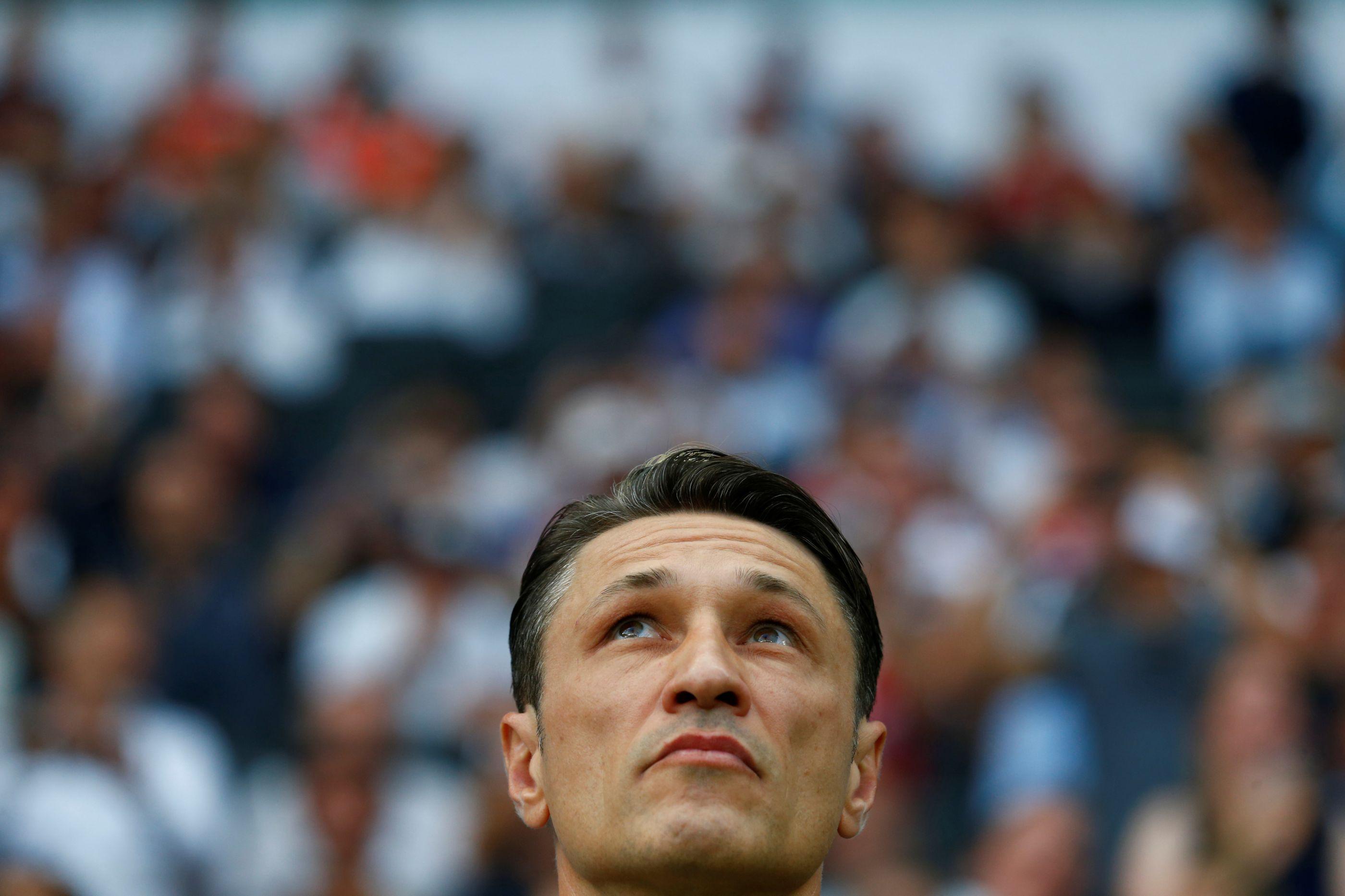 Crise no Bayern: Kovac entre 'motim interno' e os apupos das bancadas
