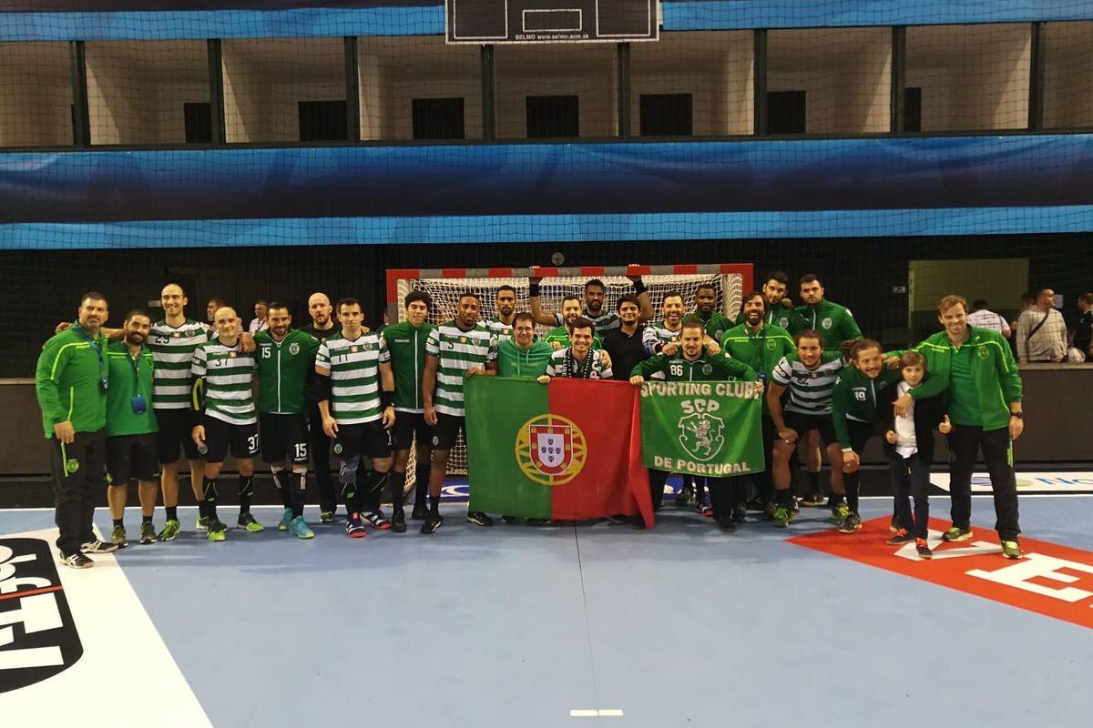 Liga dos Campeões: Sporting vence Tatran Presov na visita à Eslováquia