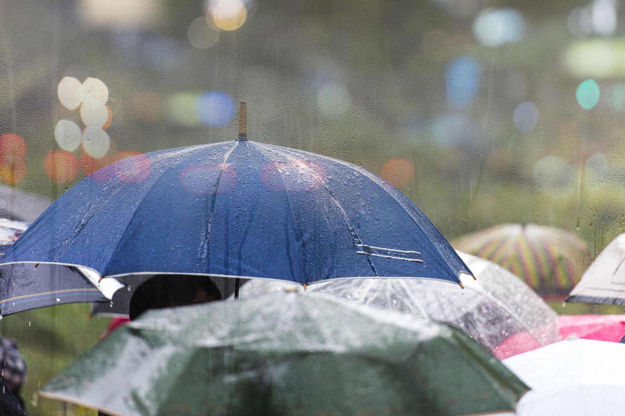 Domingo de chuva (e neve) abre alas a semana invernosa