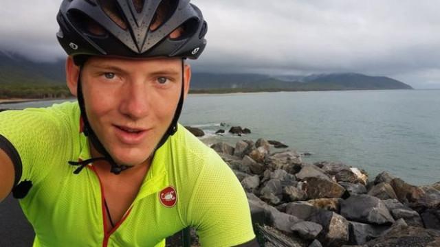 Queria dar a volta ao mundo em bicicleta... mas foi roubado a meio