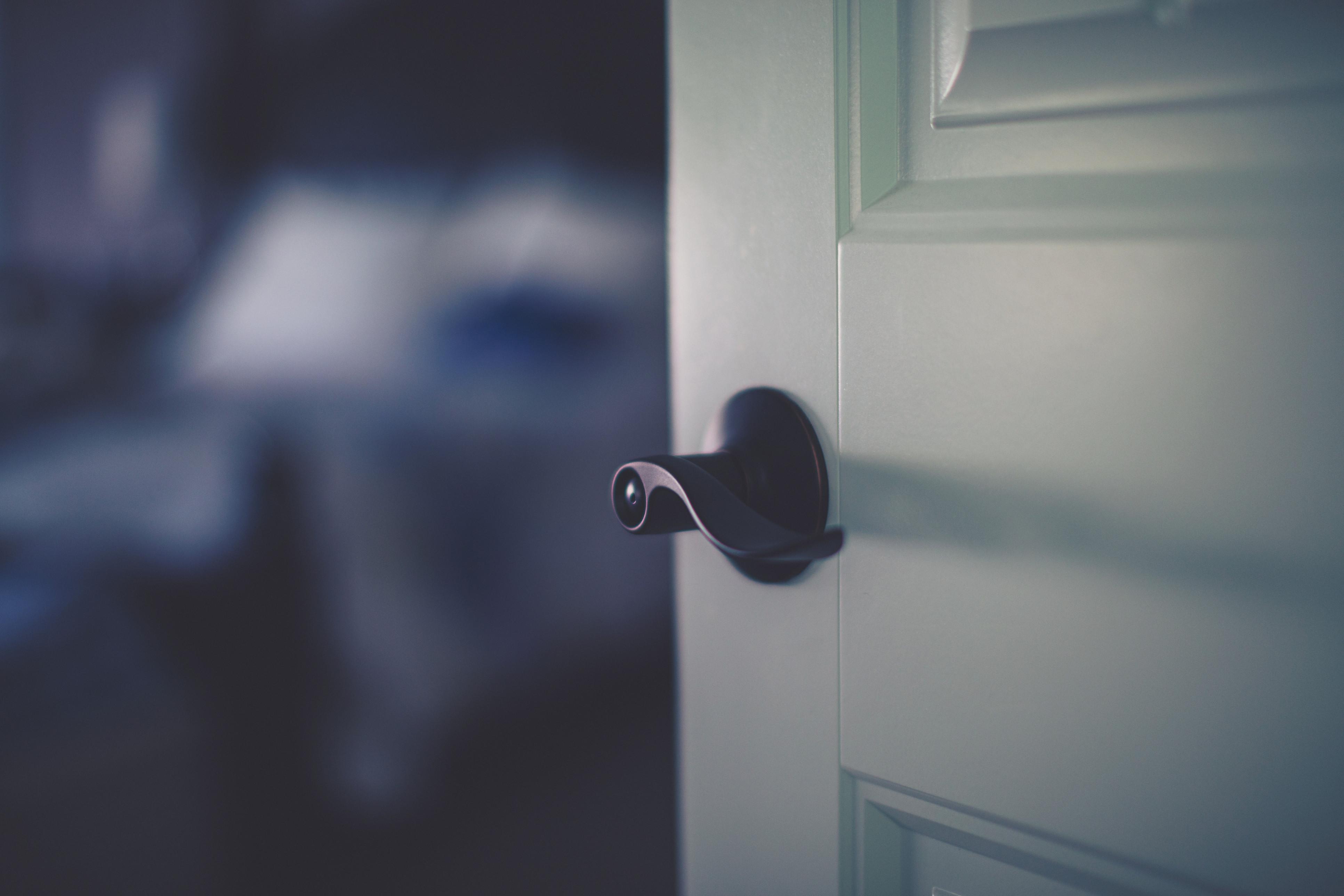 Durma sempre com a porta do quarto fechada (pode salvar-lhe a vida)