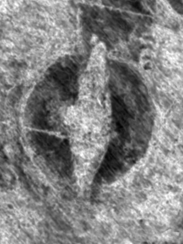 Barco Viking encontrado junto a autoestrada norueguesa