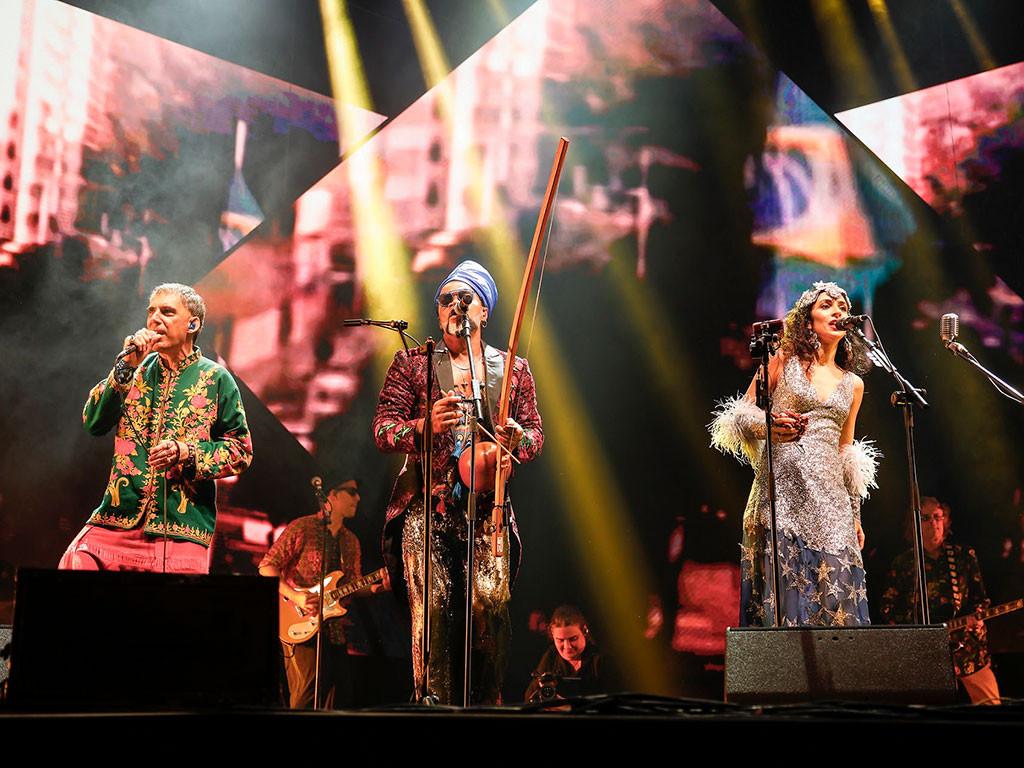 """Tribalistas prometem """"celebração"""" de 25 anos de parceria em Portugal"""