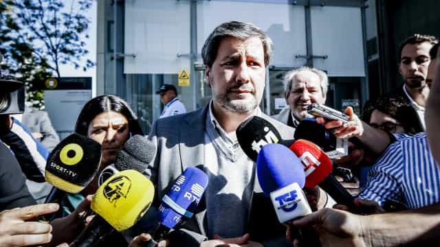 """Bruno de Carvalho diz-se inocente: """"Só para relembrar os mais esquecidos"""""""
