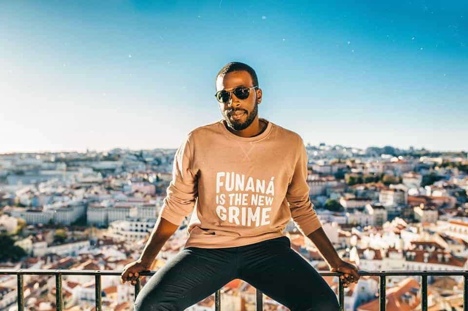 Dino D'Santiago em destaque na Rolling Stone