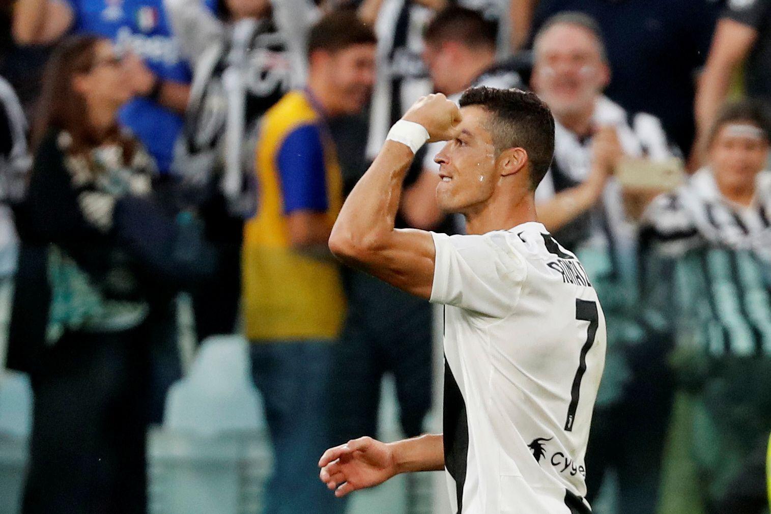 Cristiano Ronaldo faz história e já se pode proclamar 'CR400'