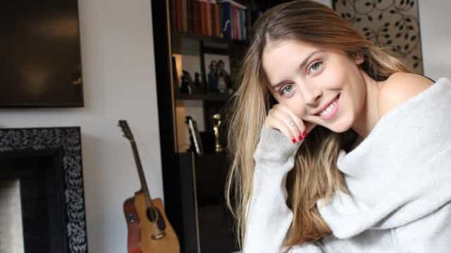 """Sara Carreira vive """"momento muito especial"""""""