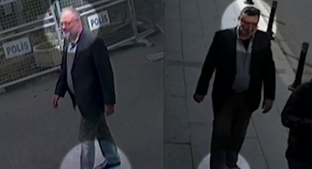 Duplo de Khashoggi saiu do consulado depois do jornalista ser morto