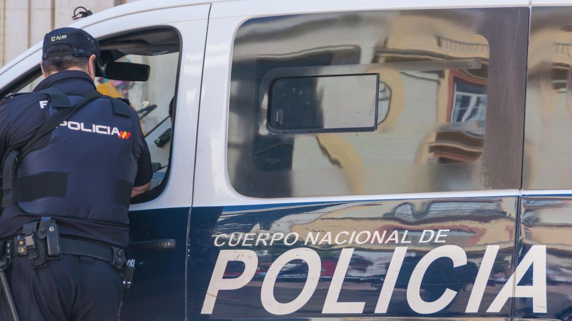 Polícia espanhola apreende quantidade recorde de metanfetaminas