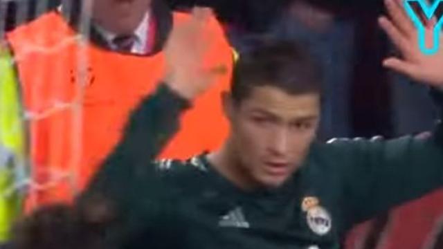 A 'traição' de Ronaldo que os adeptos do Man. United... aplaudiram de pé