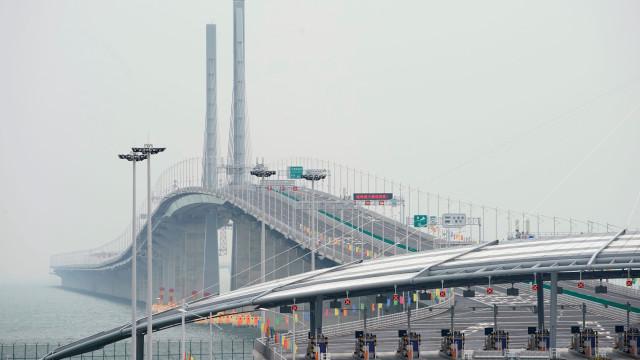 A maior travessia marítima do mundo já foi inaugurada