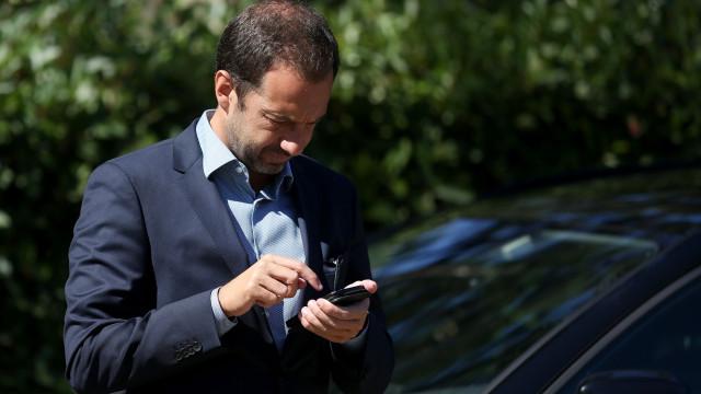Varandas precisa da ajuda de Jorge Mendes para desbloquear negócio Gelson
