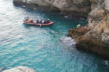 Sabe o que é coasteering? Autoridade Marítima explica e deixa alerta