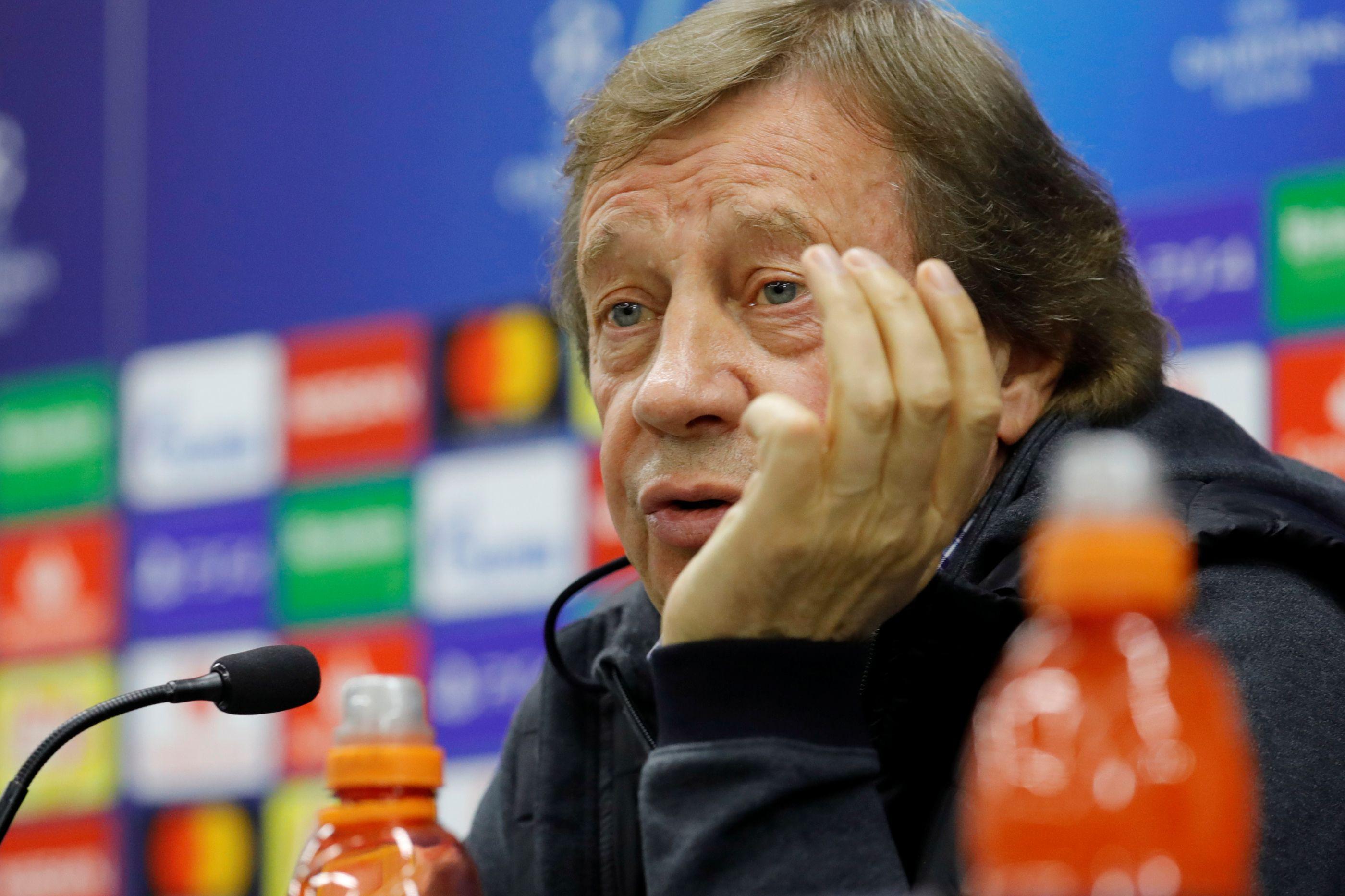 Técnico do Lokomotiv não quer acabar 'afogado' diante do FC Porto
