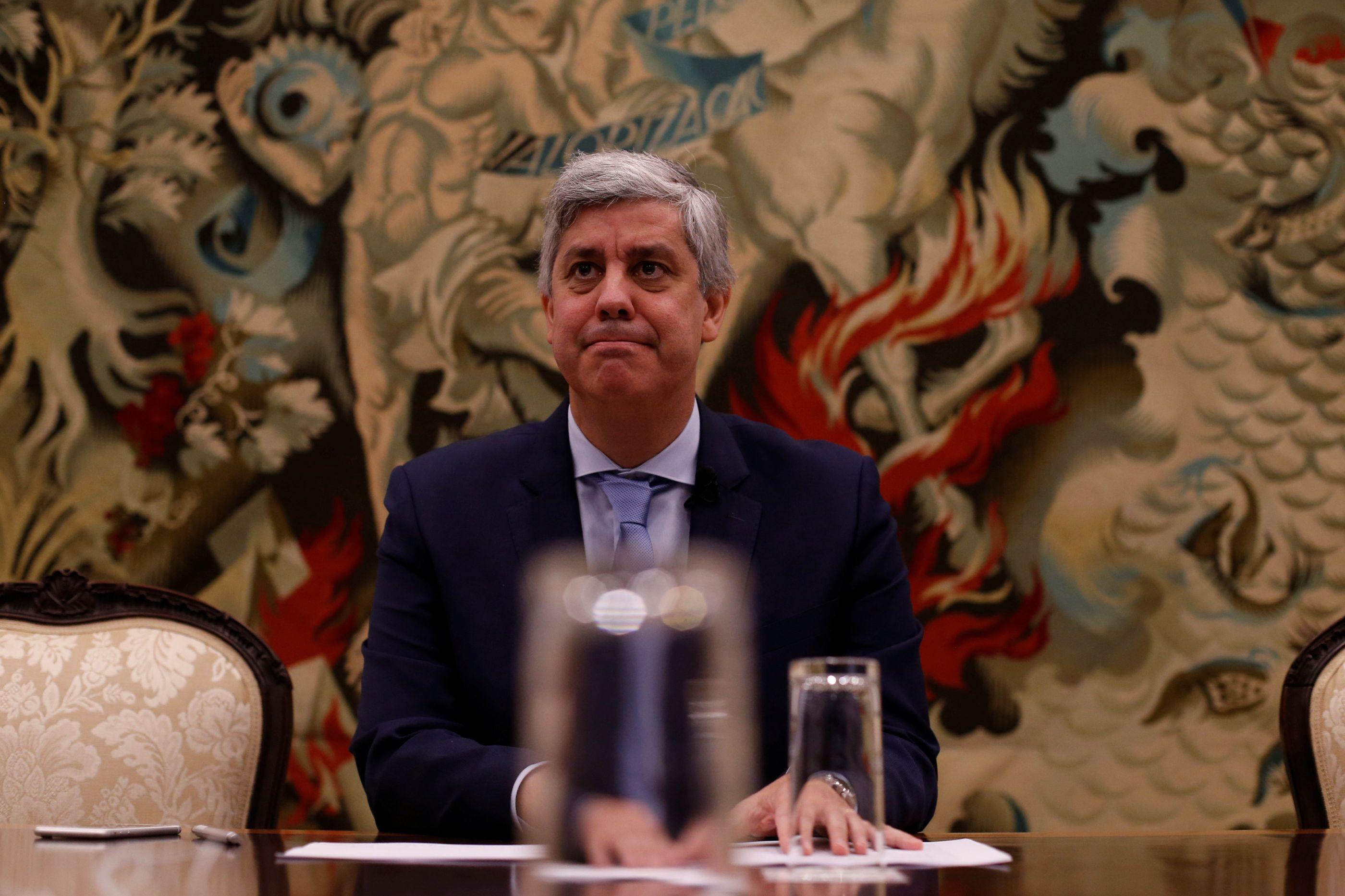 Novo Banco: Mário Centeno disponível para ir ao Parlamento