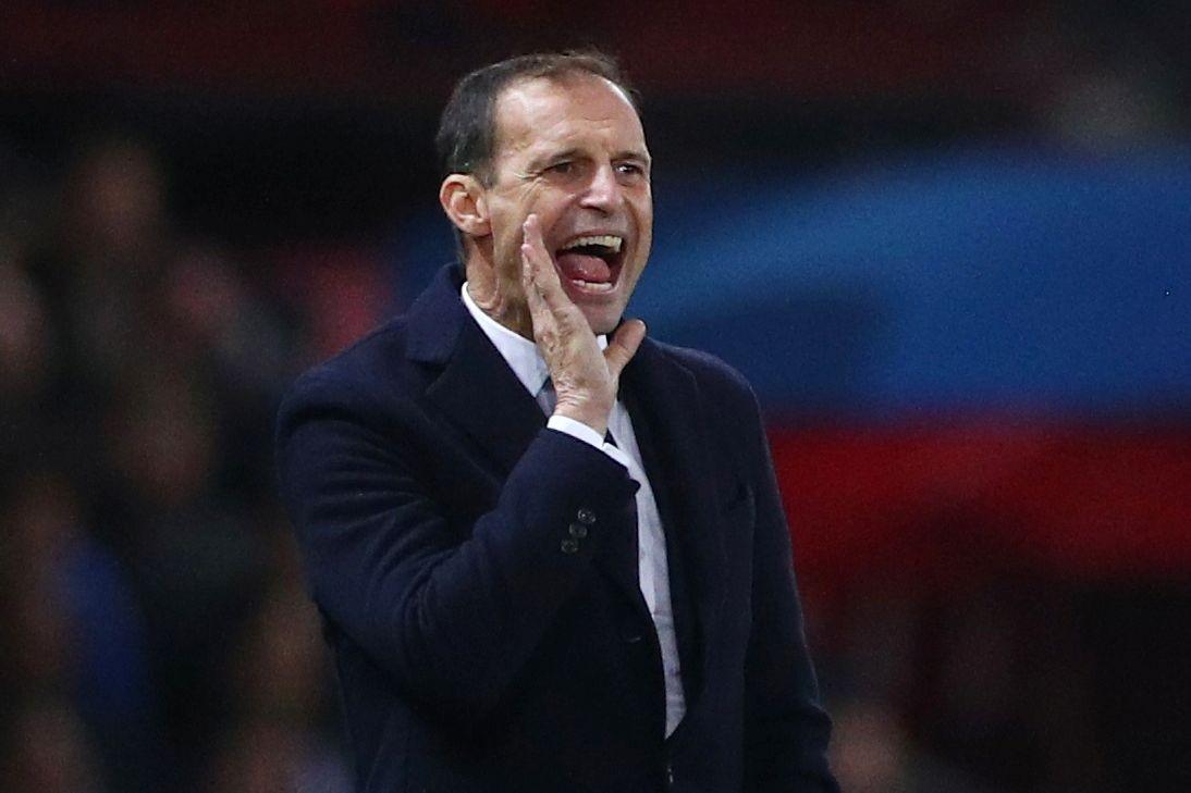 Allegri bate com a porta e próximo treinador de Ronaldo já está escolhido
