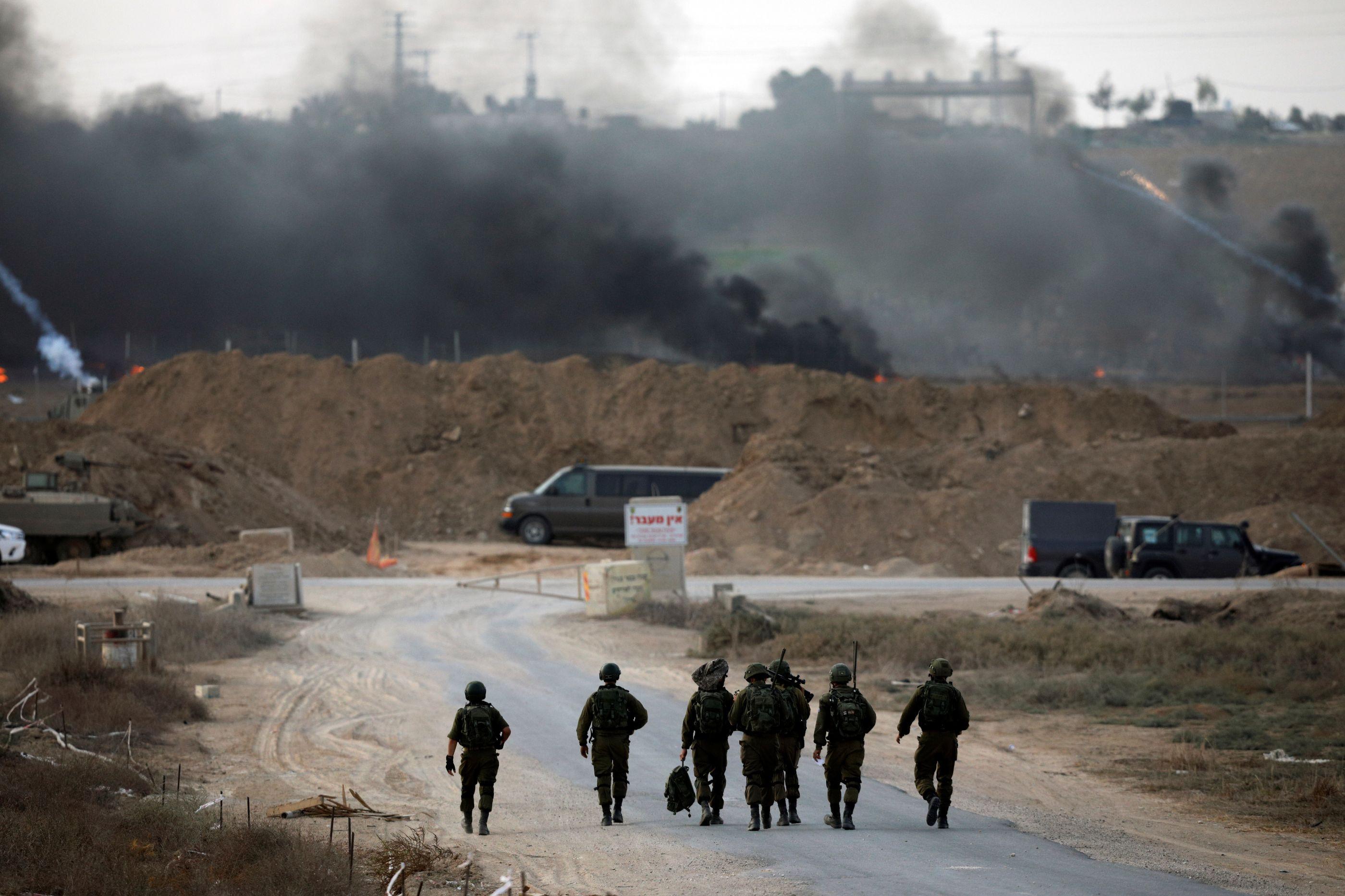 Faixa de Gaza: Adolescente palestiniano morto por disparos israelitas