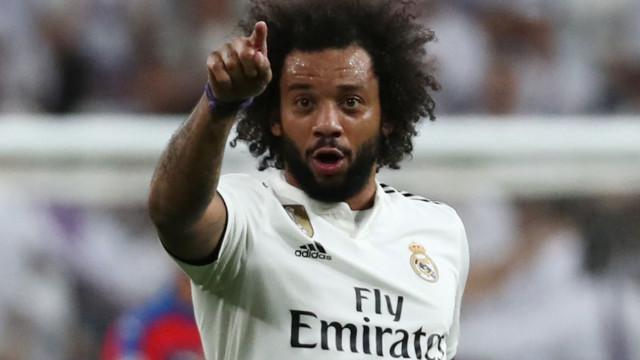 """Marcelo arrasa jornalistas: """"Sentem inveja porque não sabem jogar"""""""