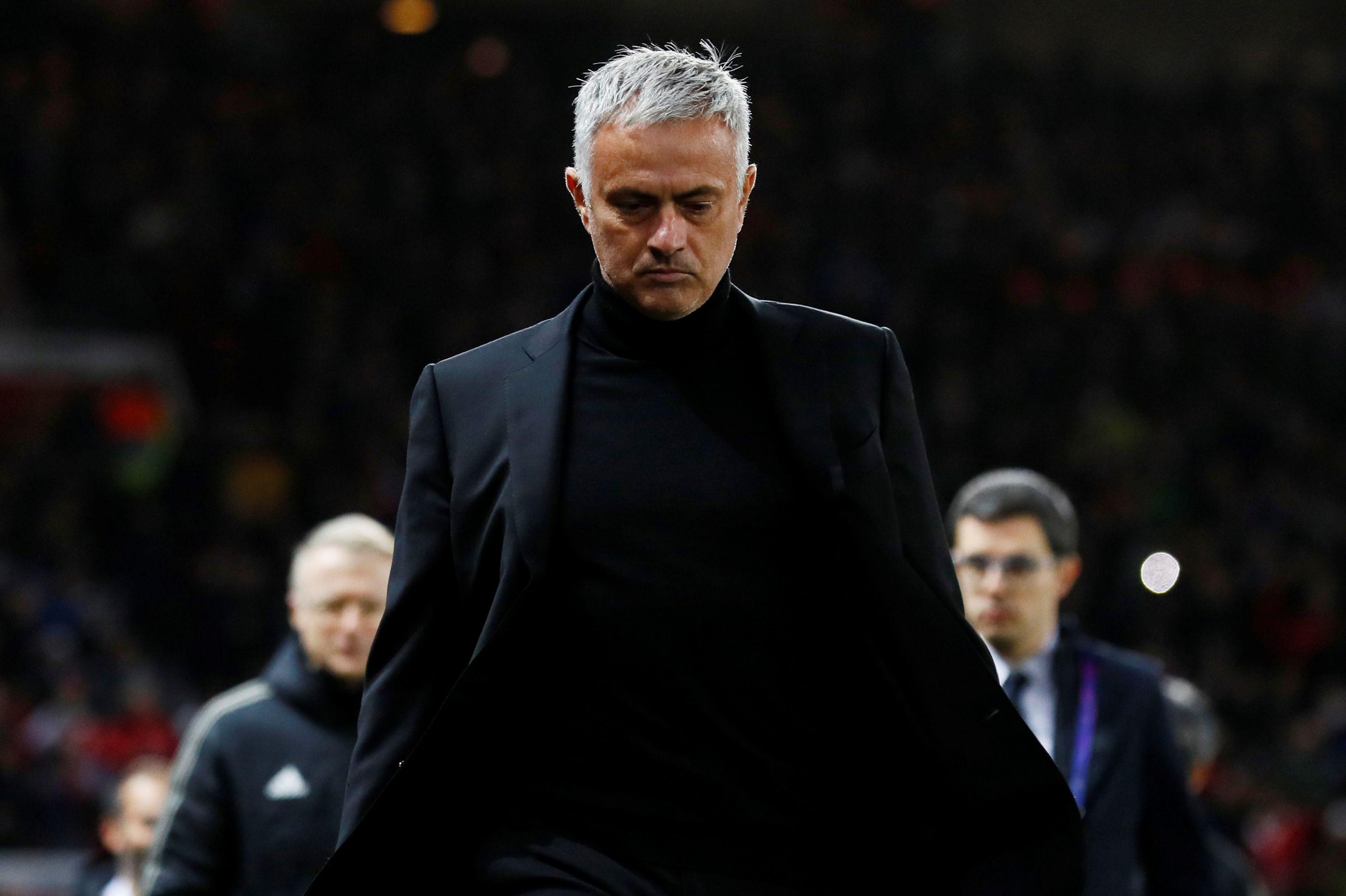 """Mourinho e as estatísticas: """"São para quem não percebe nada de futebol"""""""