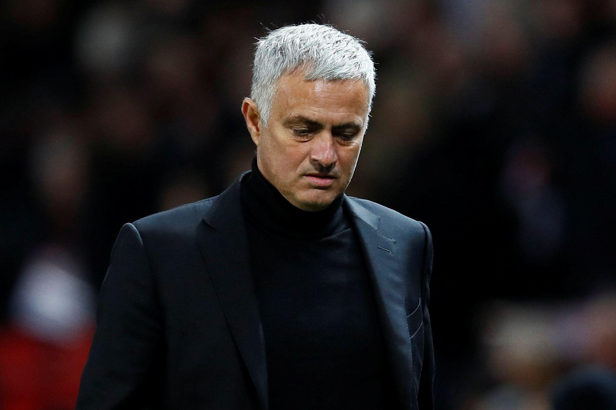 Mourinho em risco? Manchester United já pensou em dois 'pesos pesados'