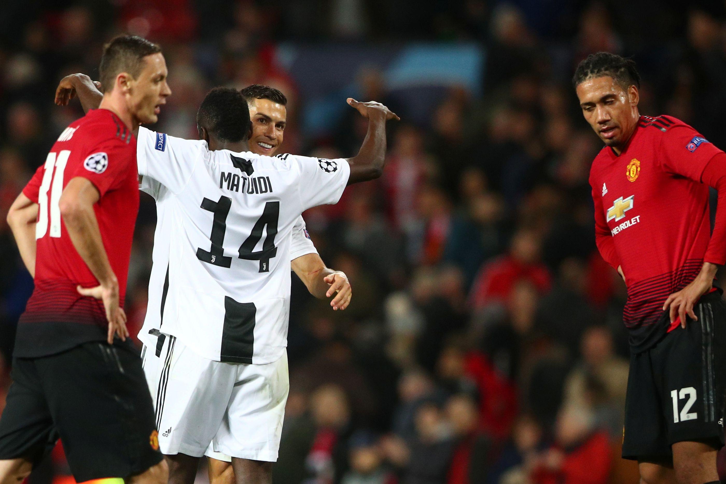 """""""Man. United-Juve? Parecia um jogo entre homens e rapazes"""""""