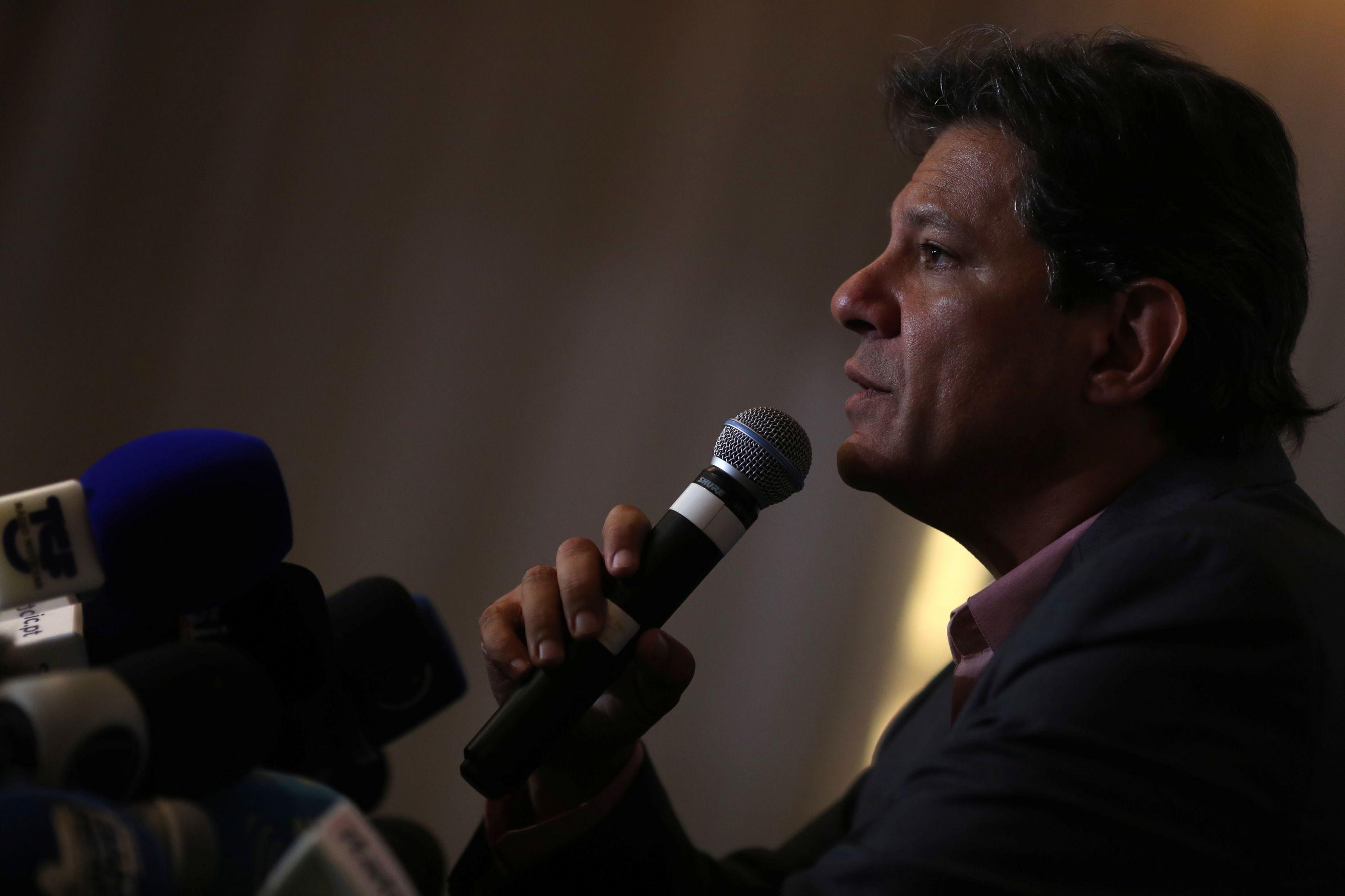 Divididos entre Haddad e Bolsonaro, portugueses sofrem com criminalidade