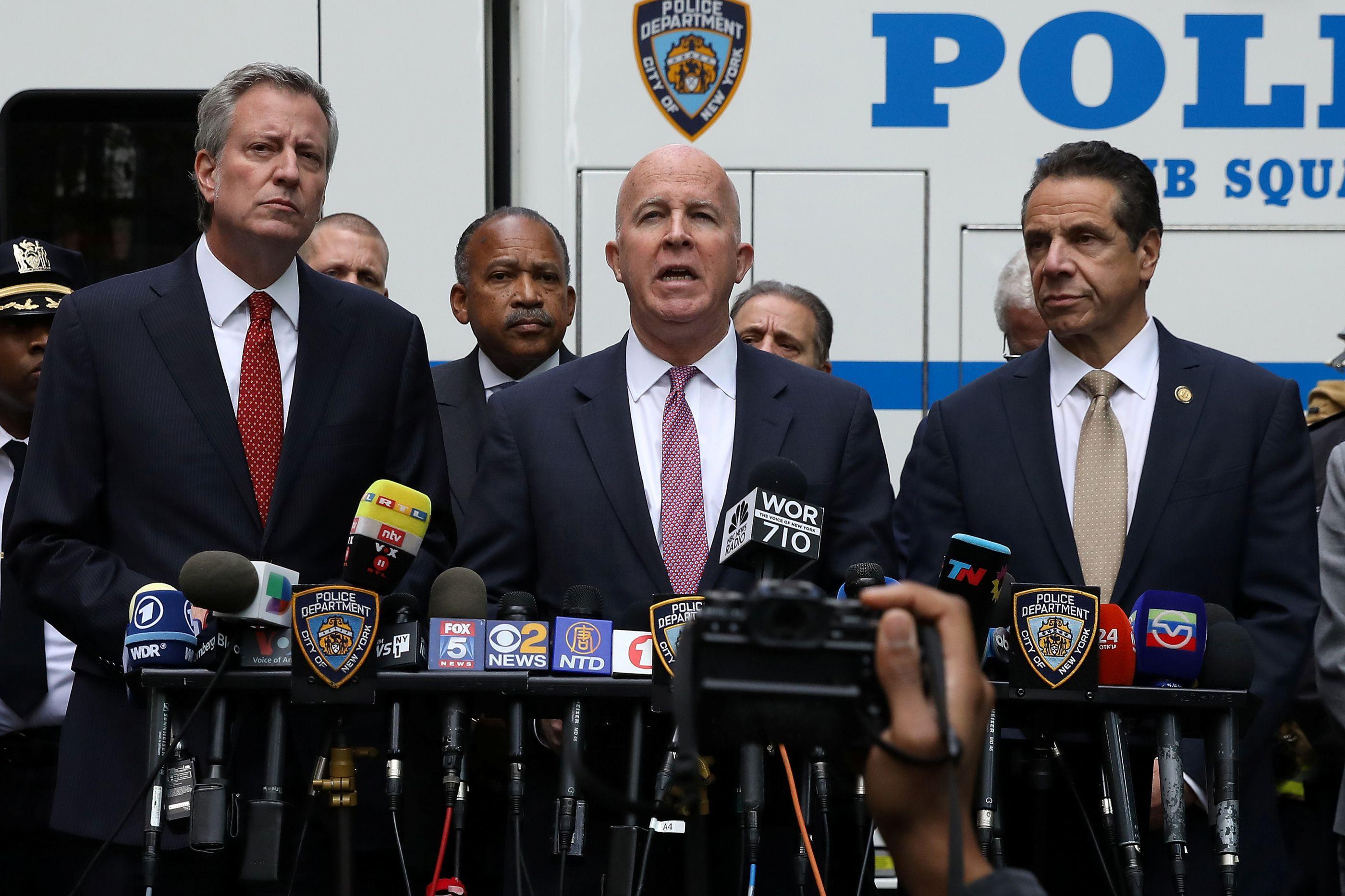 """""""O que vimos aqui foi uma tentativa para nos aterrorizar"""", garante mayor"""