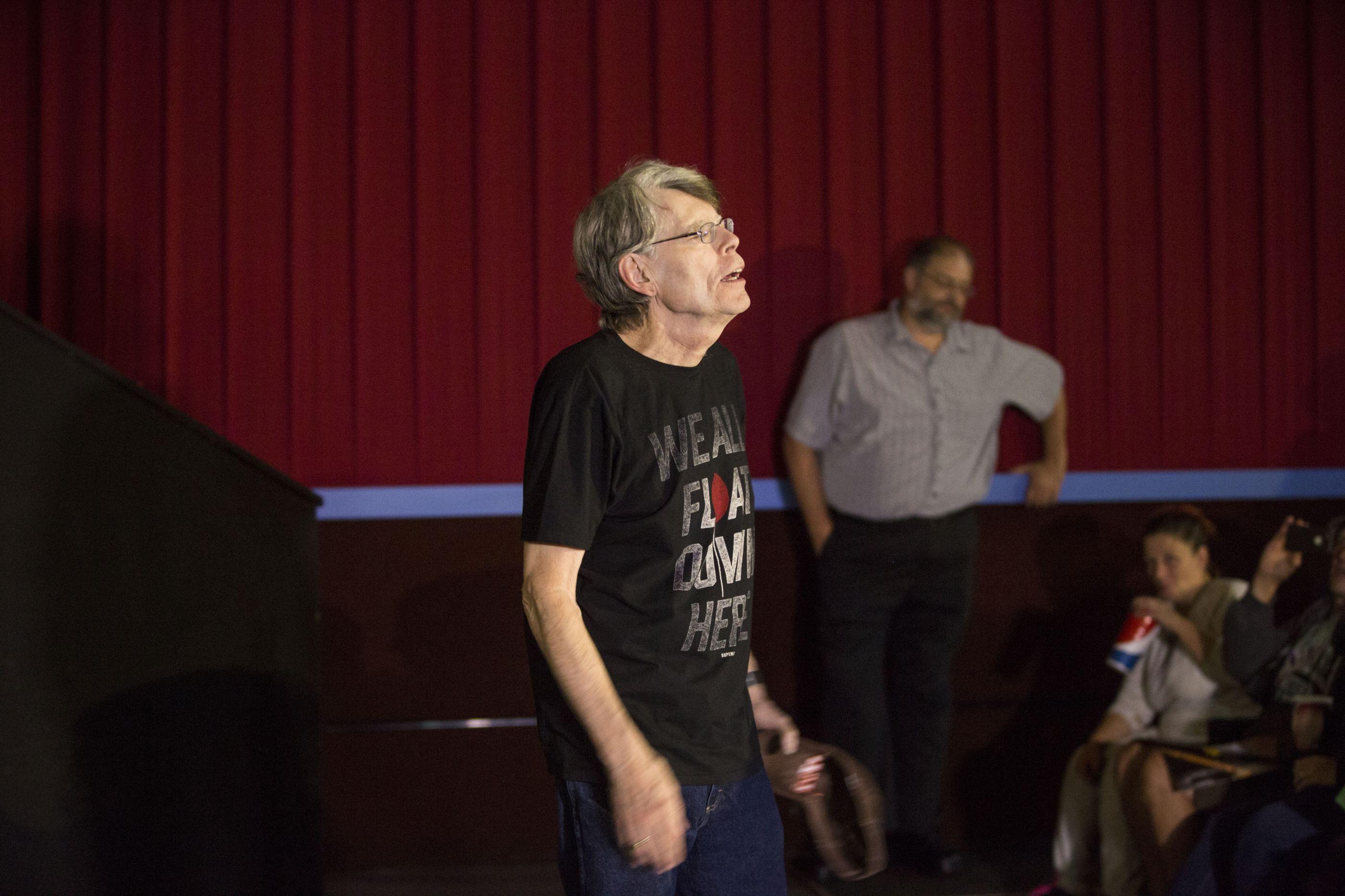 Stephen King vende direitos de conto a dois adolescentes por 1 dólar