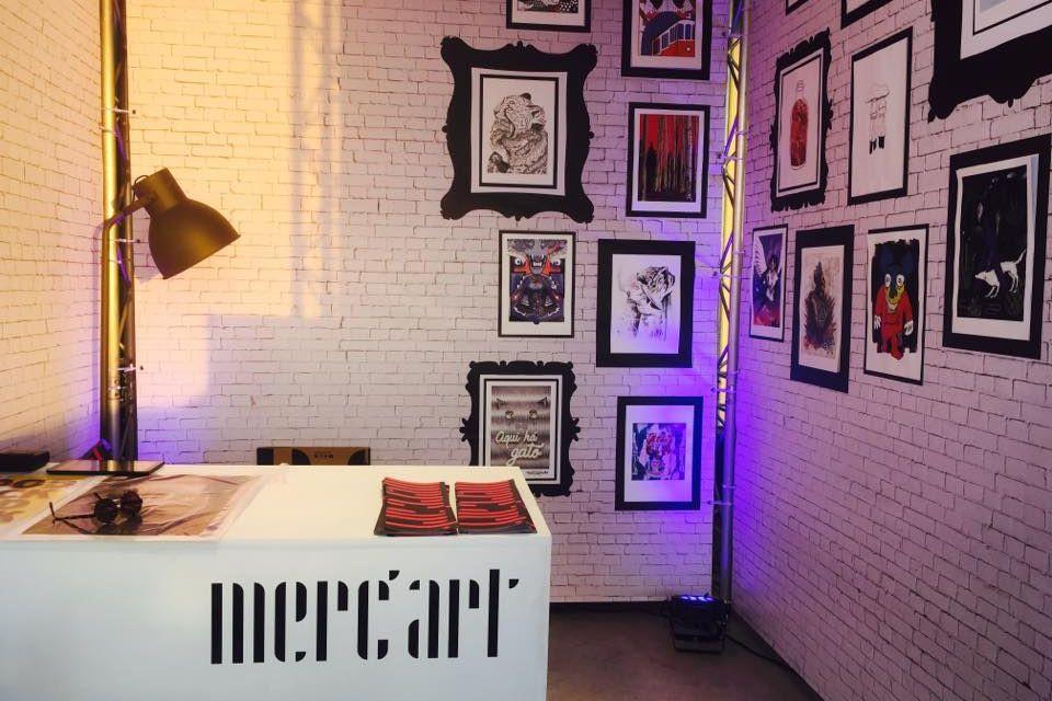 Merc'Art regressa com 30 artistas e obras inéditas à LX Factory