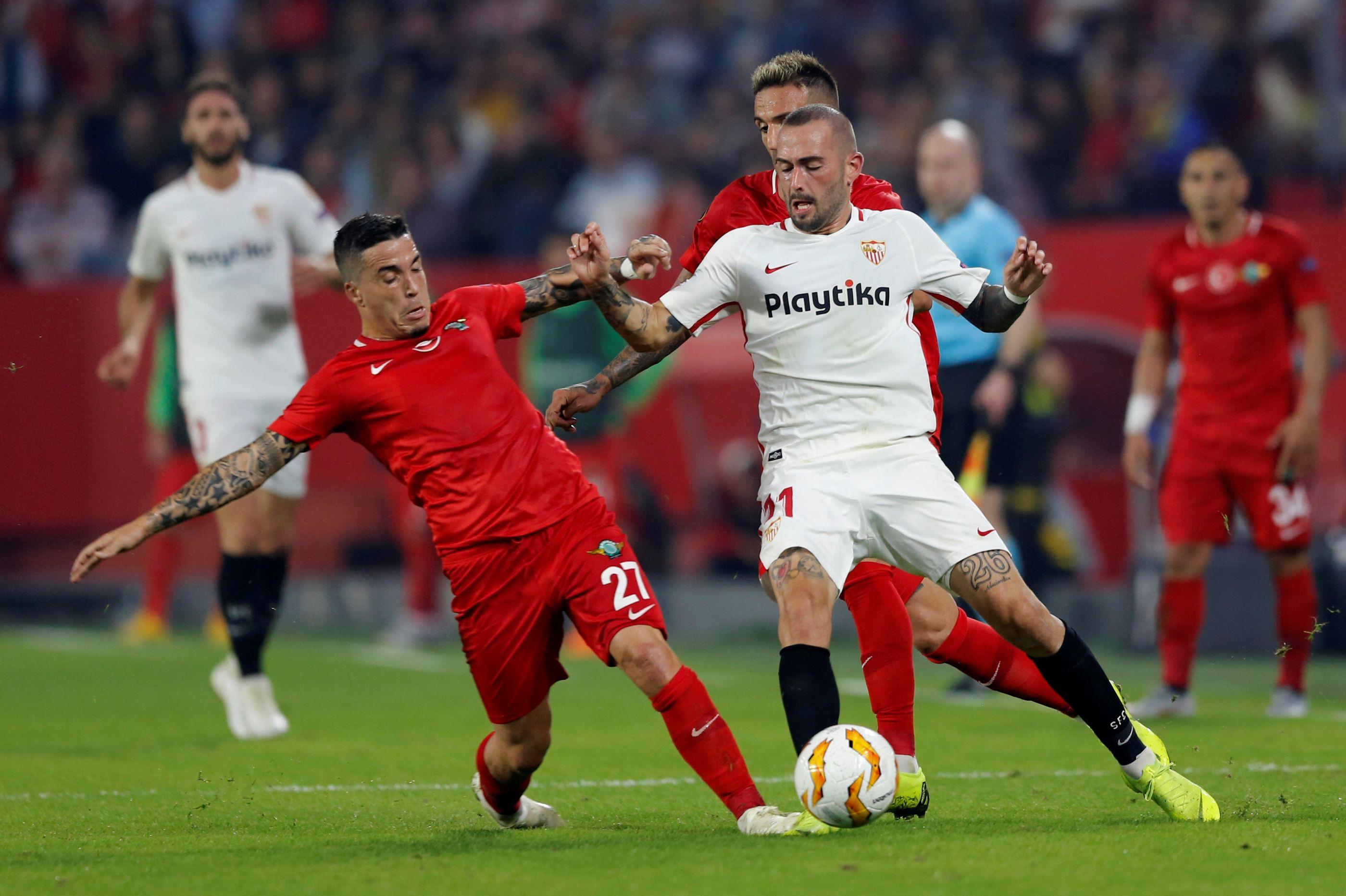 Liga Europa: 18 portugueses em campo, mas nem todos foram felizes
