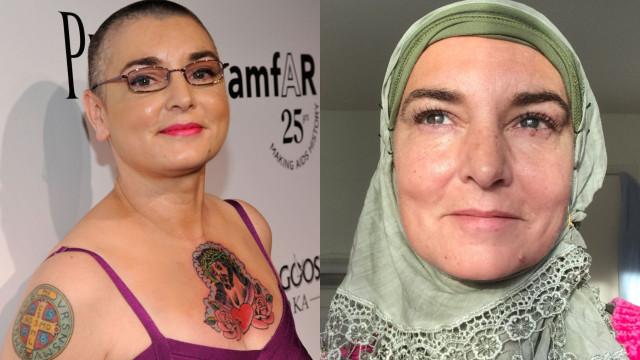 Sinead O'Connor defende islamismo com comentários polémicos e racistas