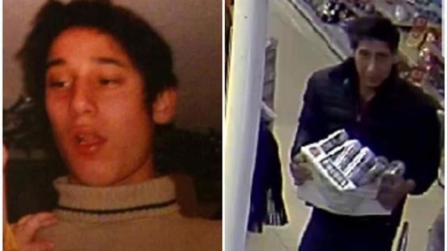 Mãe crê que ladrão parecido com ator pode ser o seu filho desaparecido