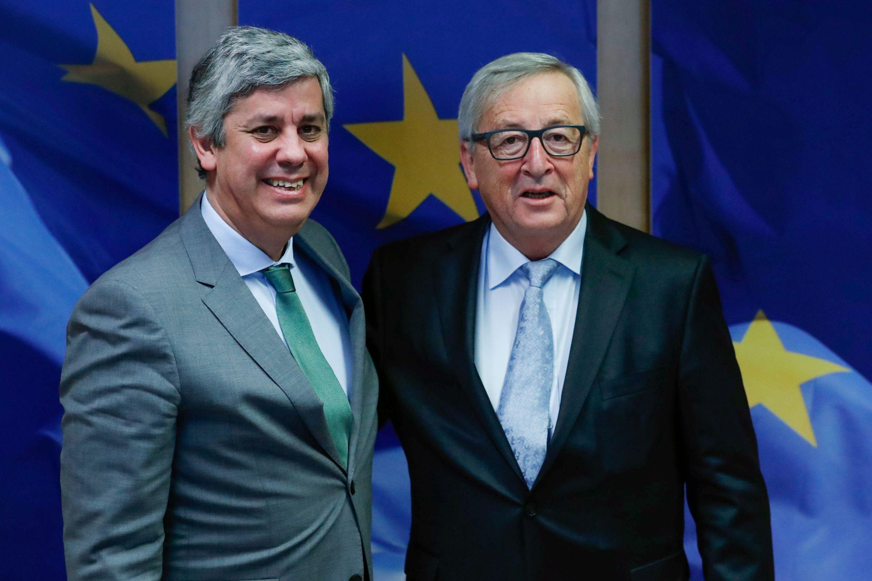 Juncker e Centeno encontram-se em novembro para falar da reforma do euro