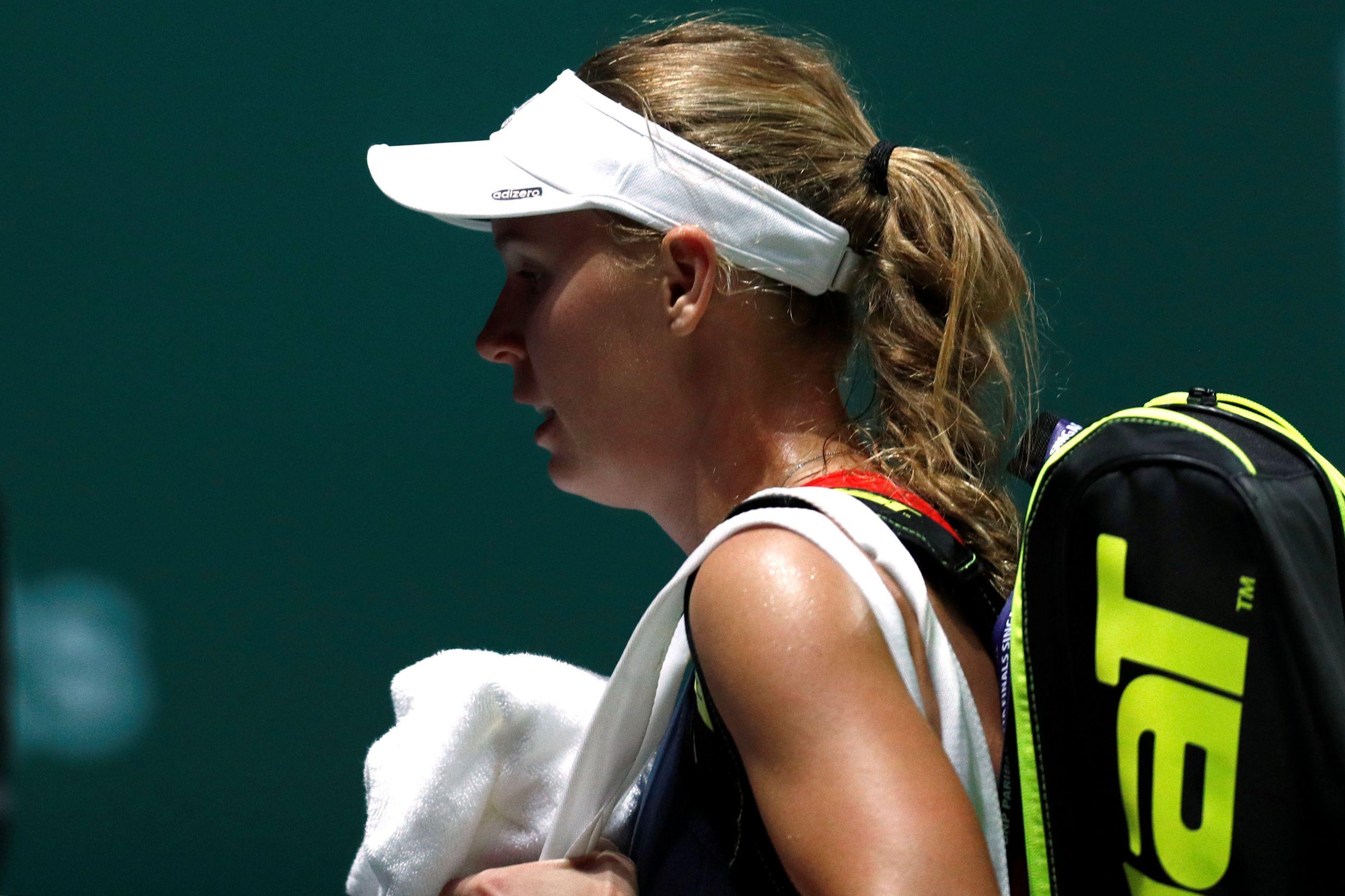 Caroline Wozniacki revela que sofre de uma doença incurável