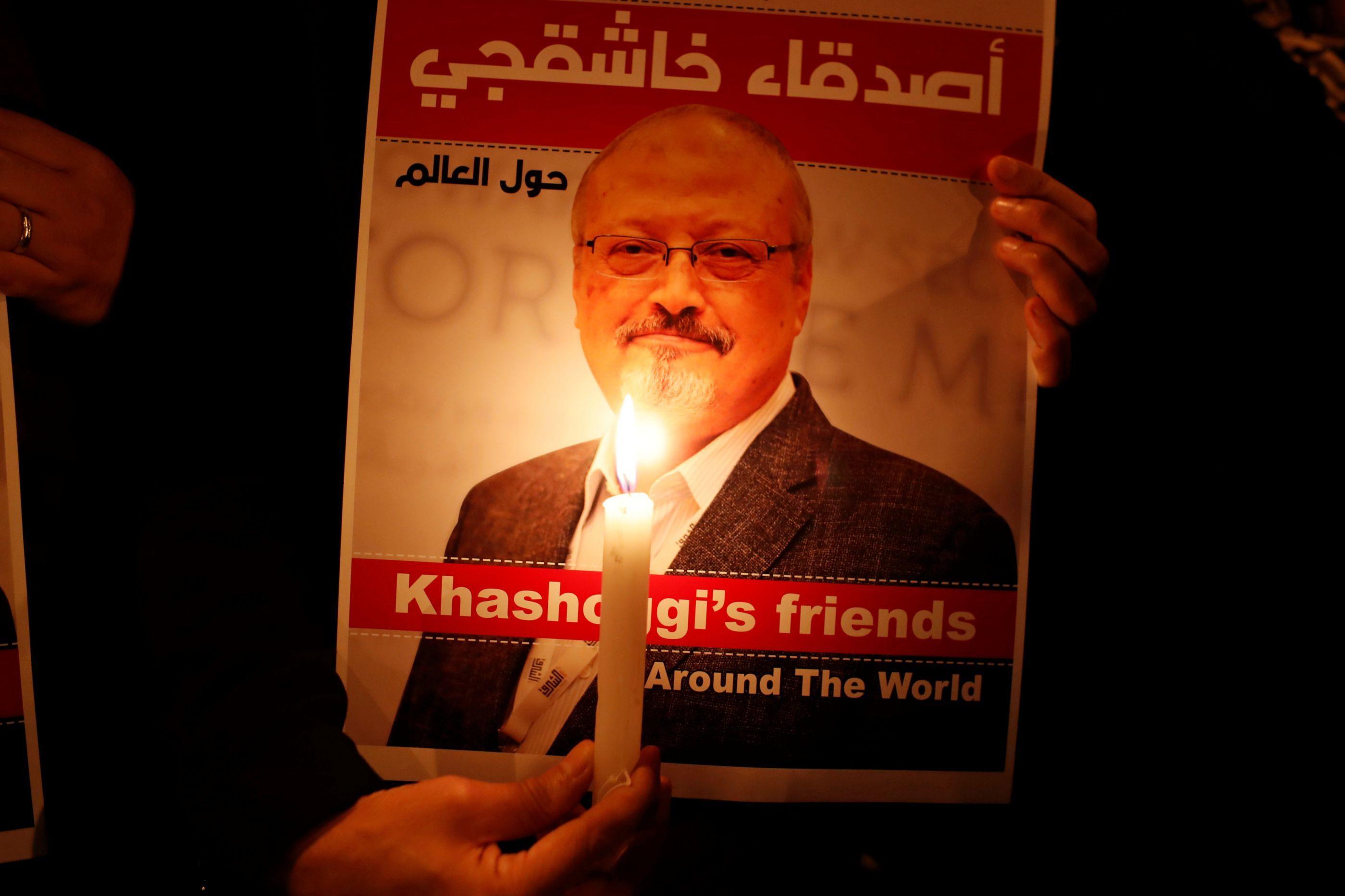 """Khashoggi e outros """"guardiães"""" assassinados são a figura do ano da Time"""