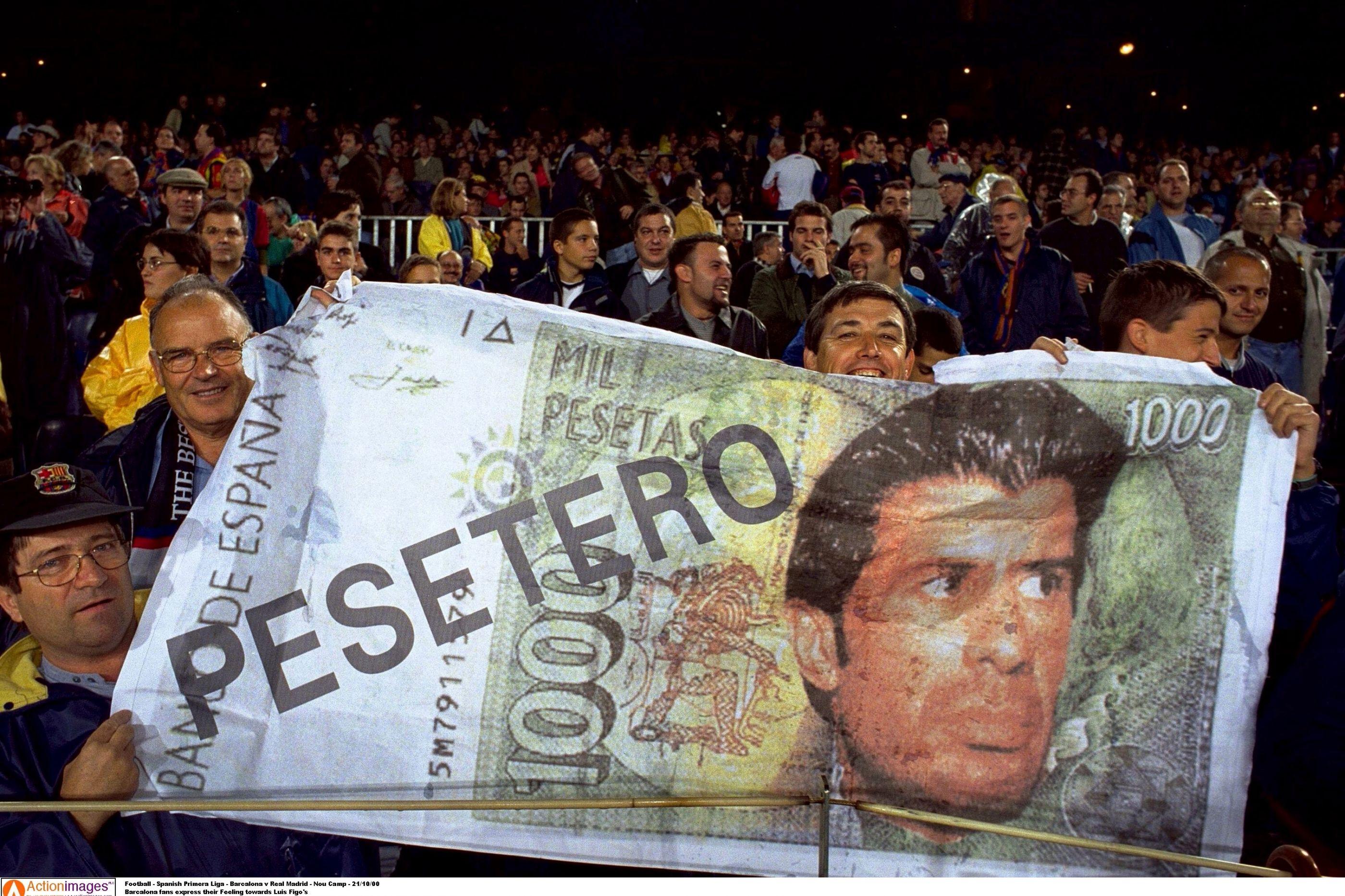 Barcelona-Real Madrid: Cabeças de leitão, empurrões e até dedos nos olhos